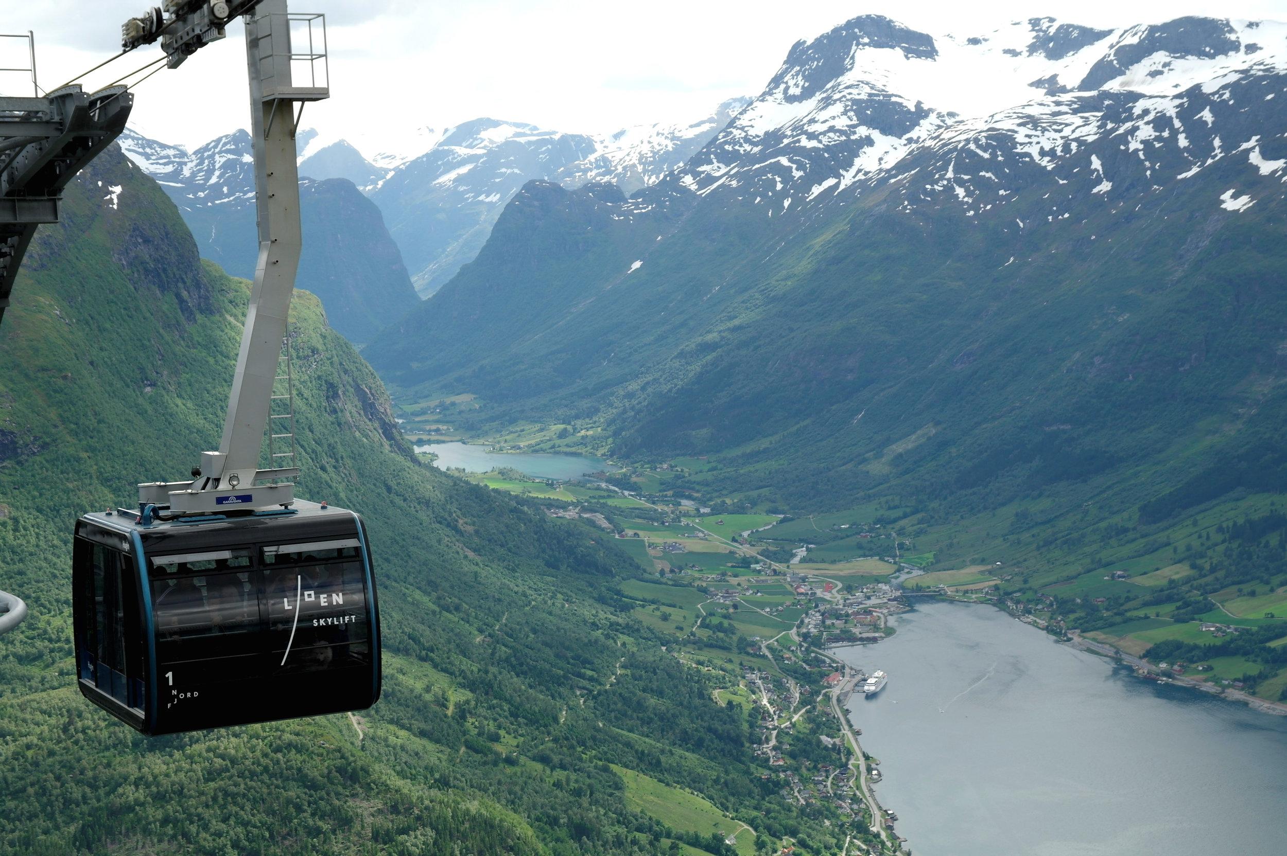 Loen Skylift -