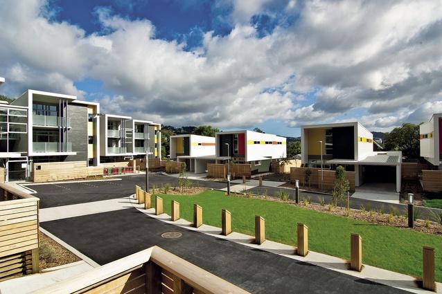 Regent Park Apartments - Wellington City Council - City Housing