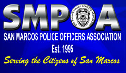 San Marcos Police Association Endorsement - The SMPOA has always made a commitment to serve the citizens of San Marcos with Honesty, Integrity, and Excellence since it was established in 1995. With that said, the SMPOA has elected to endorse Chris Johnson for Hays County Court at Law No. 2. We believe that Chris will best serve all citizens of San Marcos and Hays County.