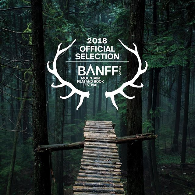 Hi friends! Didn't get to see the film on a big screen during our tour? Now is your chance to check it out at the @banffmountainfestival — this Saturday, opening night, 7:30, Eric Harvie theatre. Tickets on sale at the film festival website. Hope to see you there!