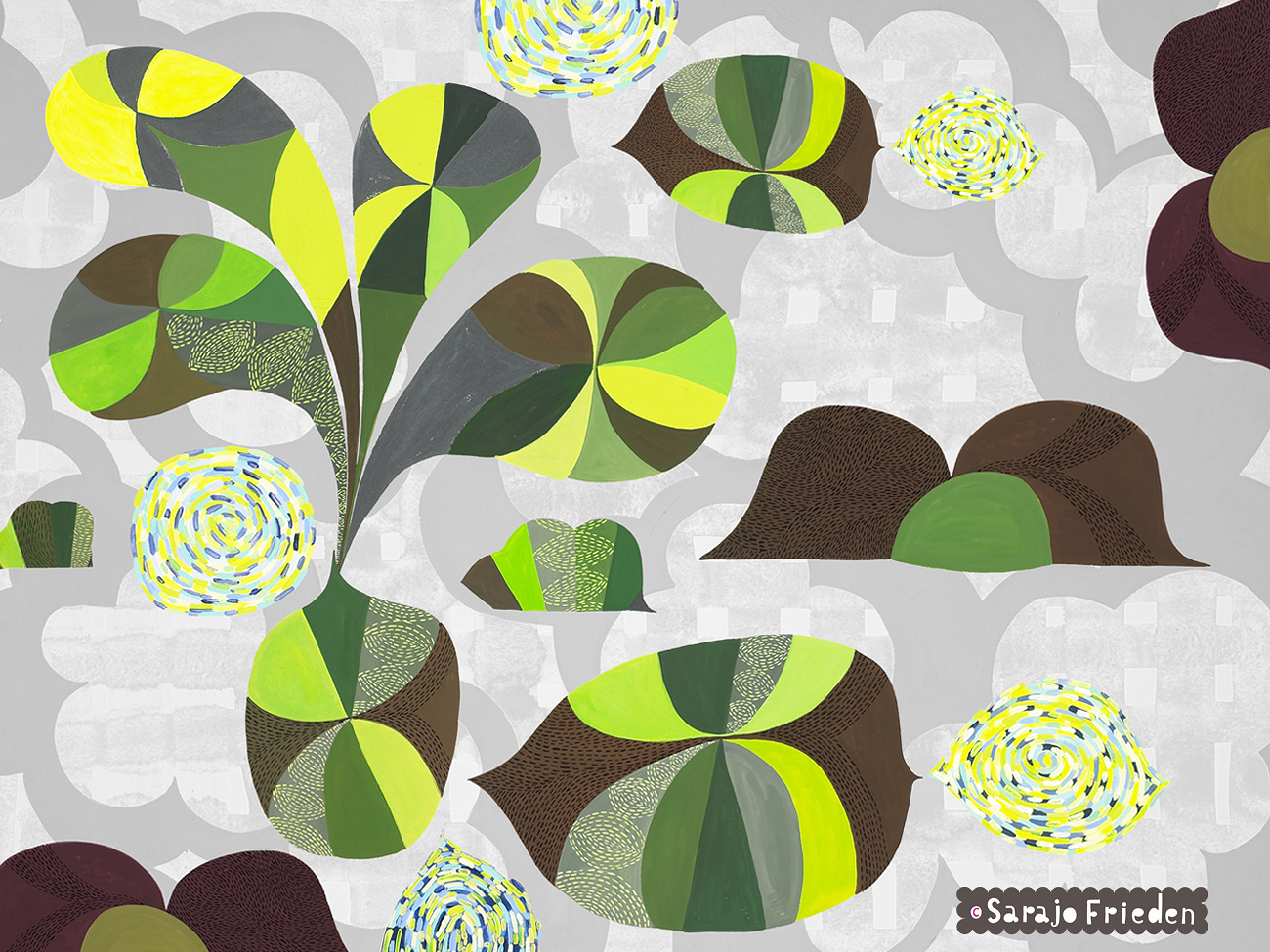 leafygreens2 cloudplaid
