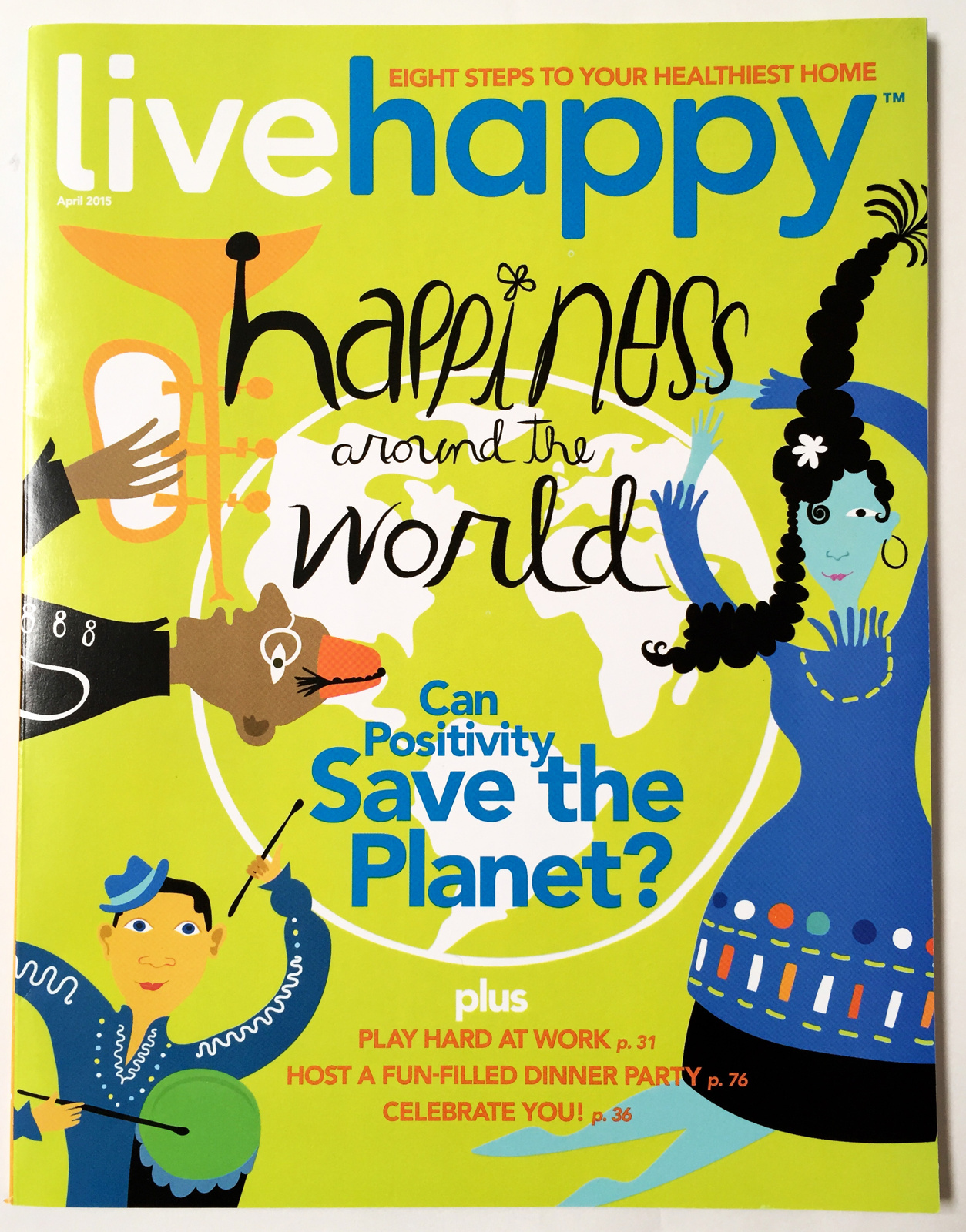 New April 2015 cover