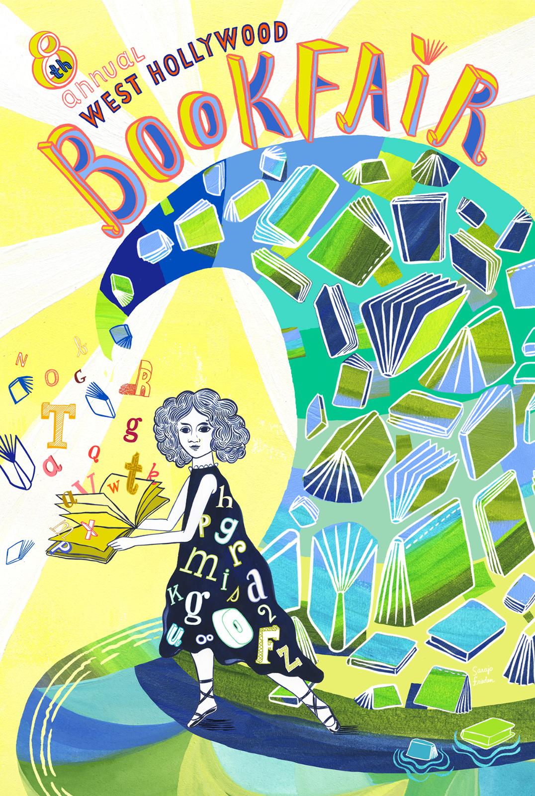 8th annual book fair