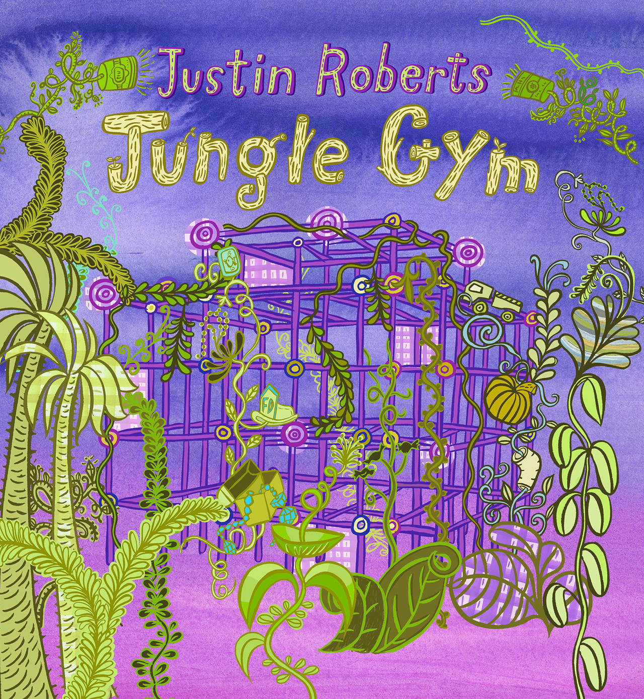 Jungle Gym by Justin Roberts