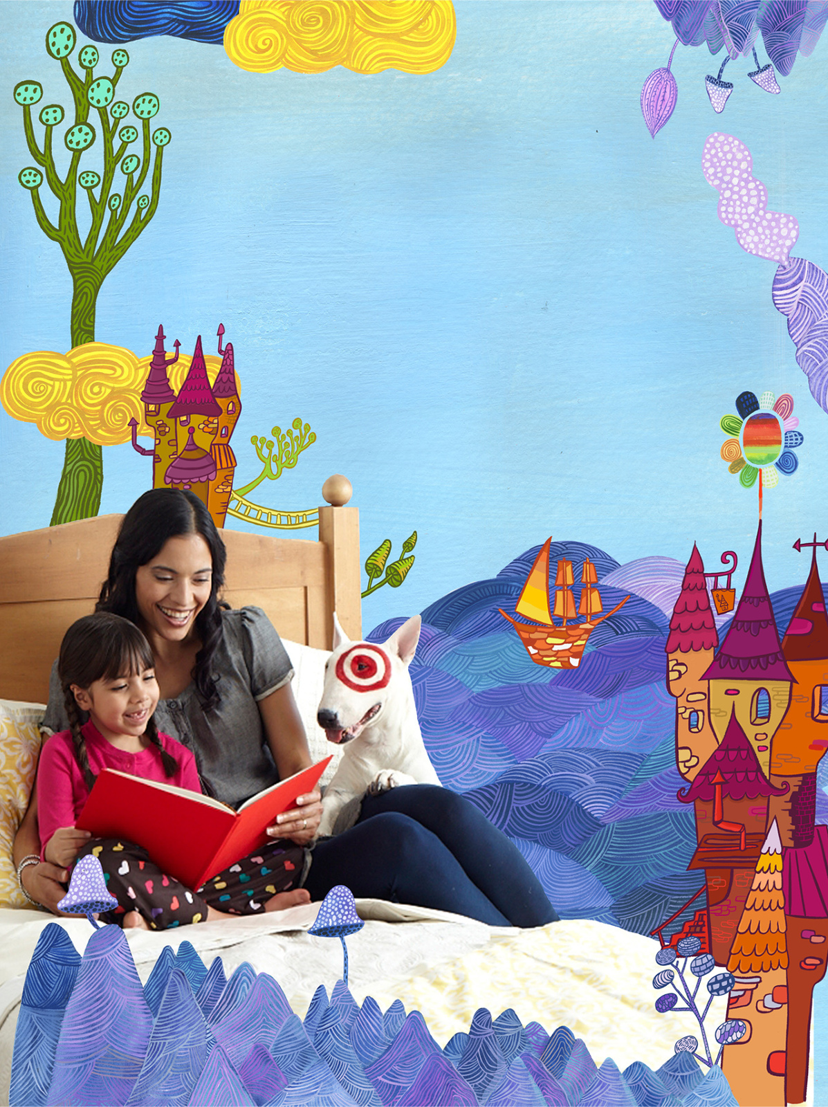Target Literacy Ad Campaign