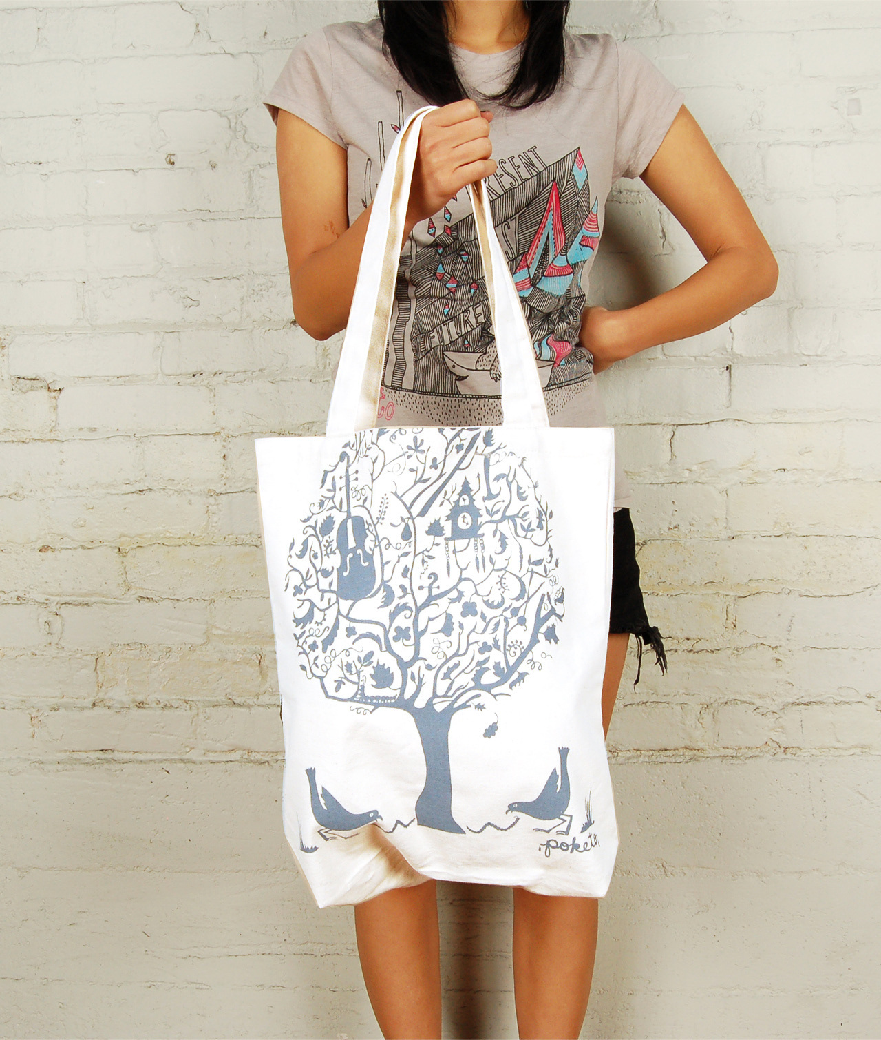 Totebag for Poketo