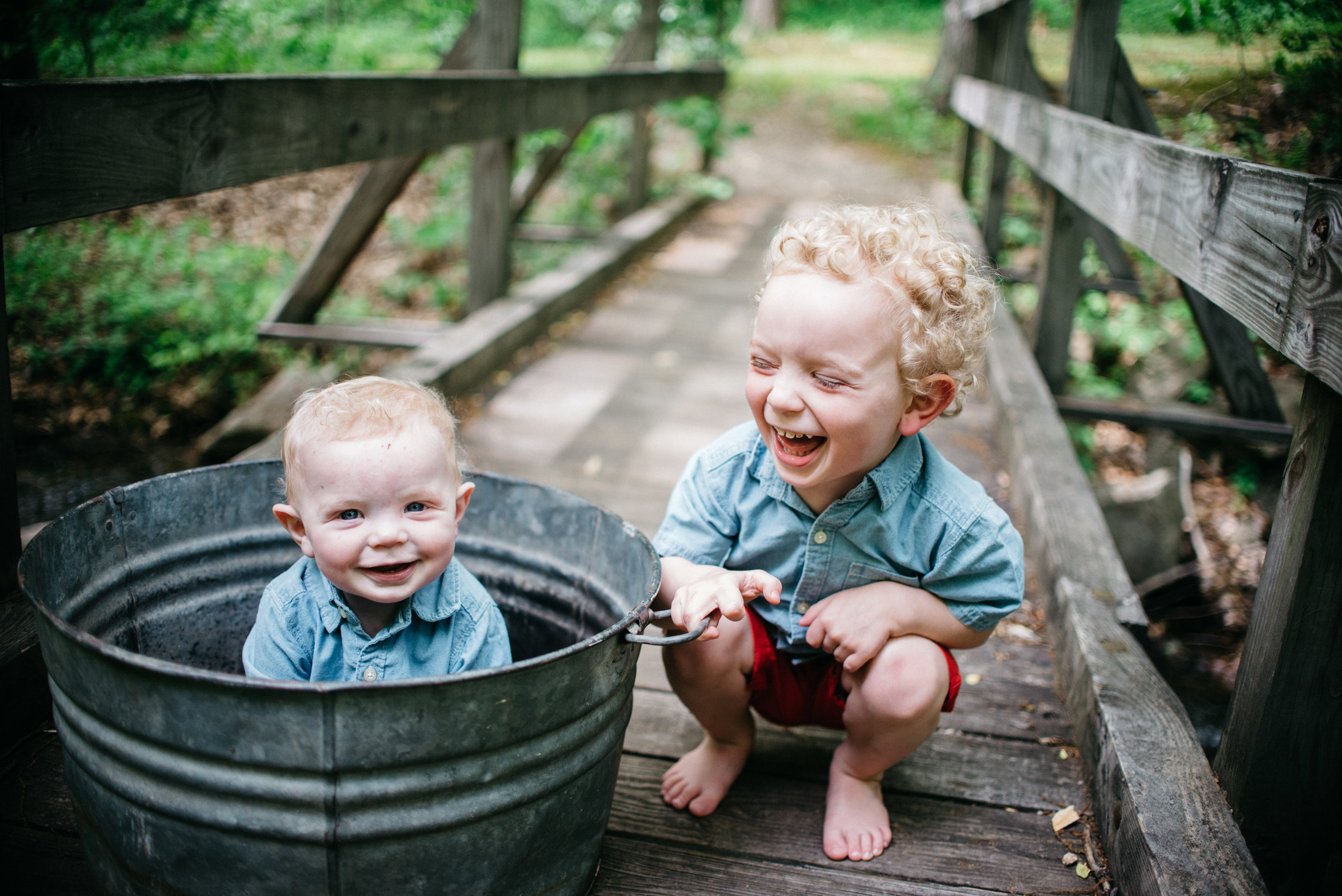 family photo of two young brothers laughing-2.jpg