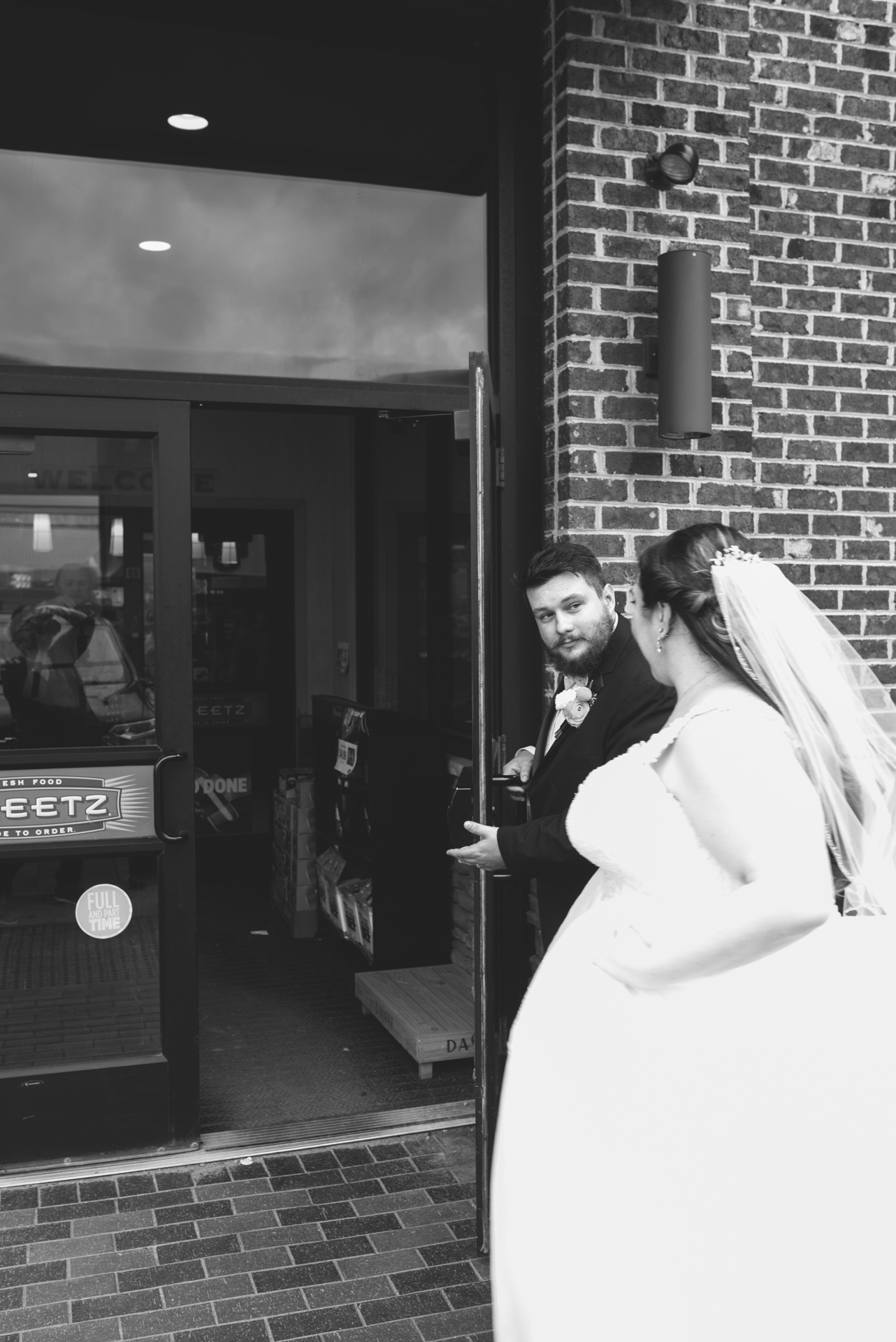 Sheetz Run Wedding