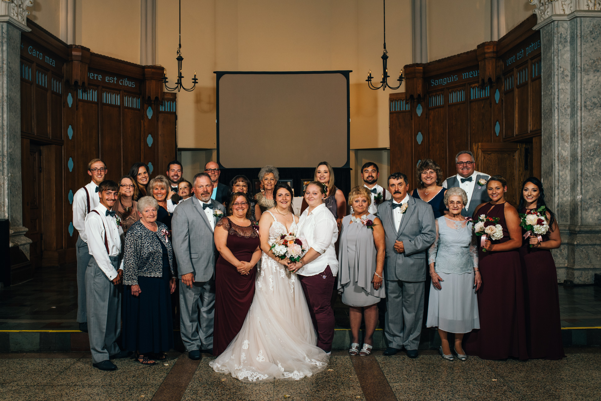 LGBTQ Wedding Family Photos