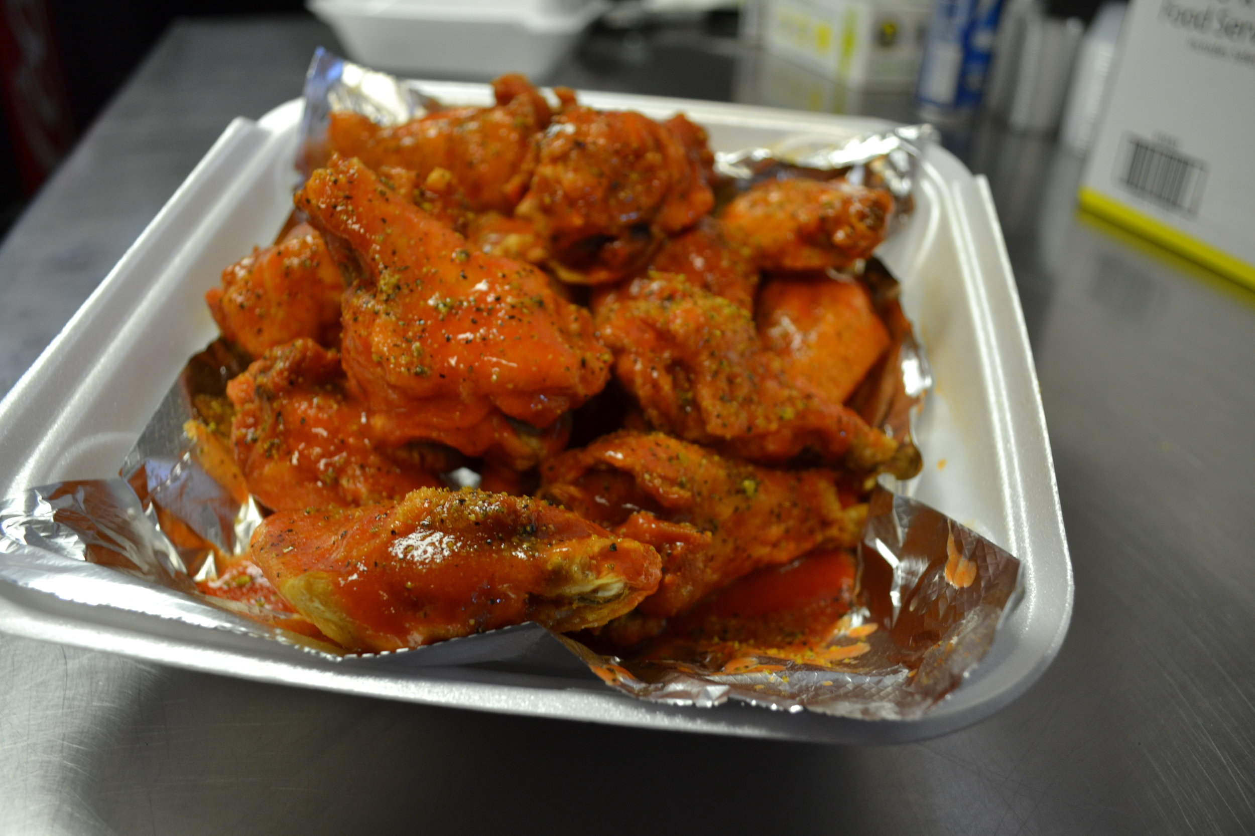 Big Shot Bob's House of Wings - 1534 5th Ave, (412) 269-7468
