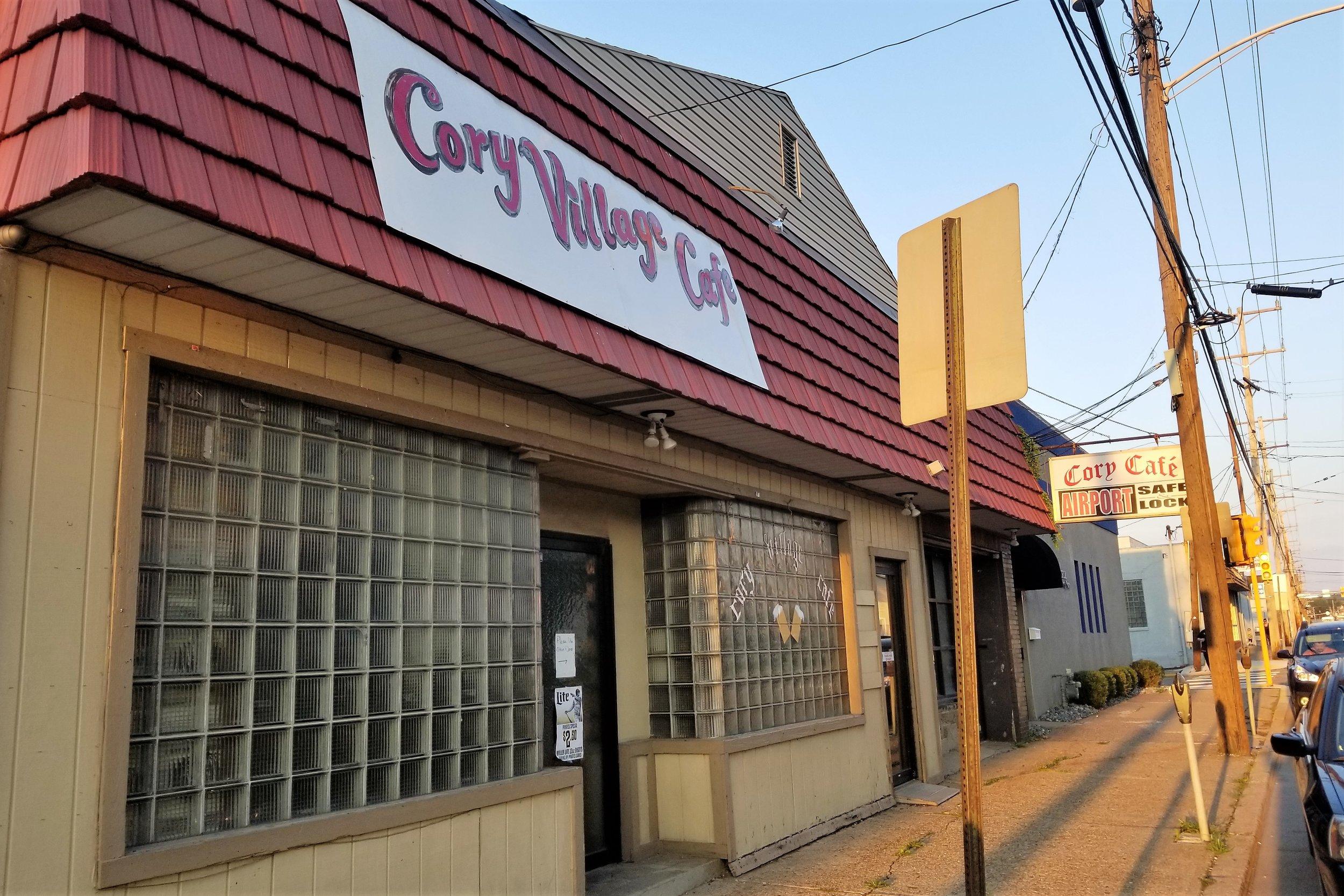Cory Village Cafe - 1033 4th Ave, (412) 264-5575