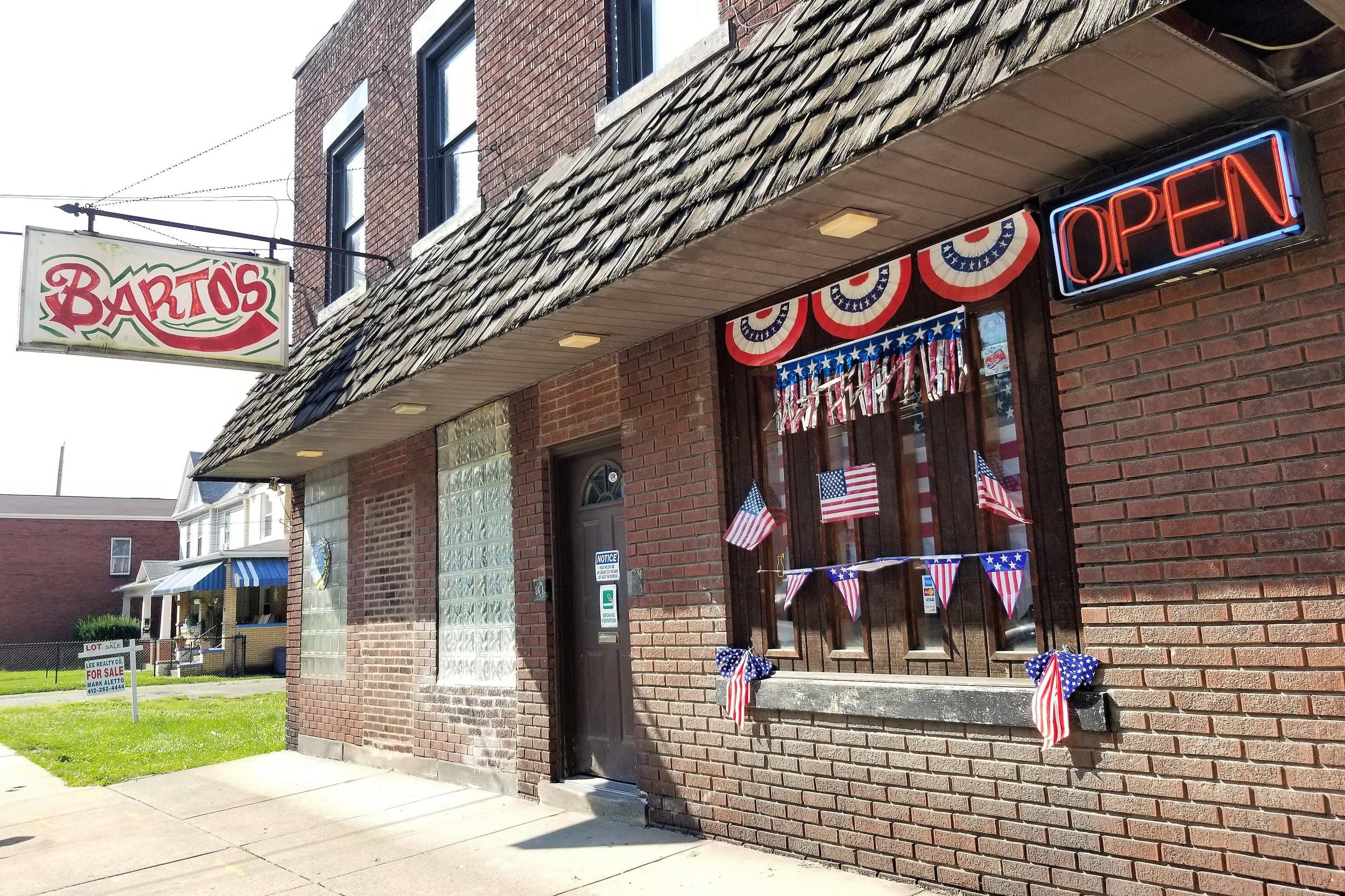 Barto's Lounge - 859 5th Ave, (412) 264-9719