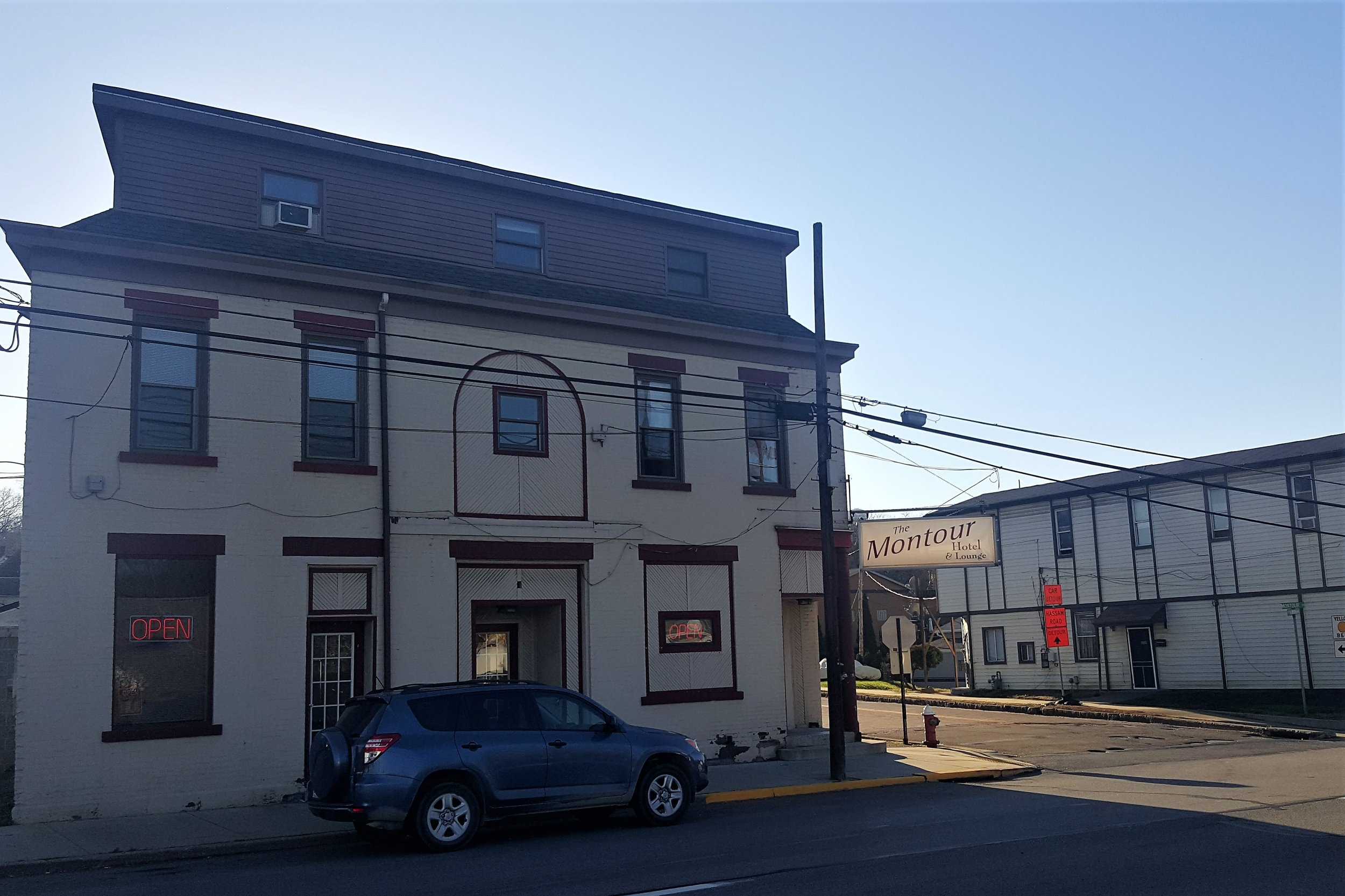 The Montour Hotel & Lounge - 1500 4th Ave, (412) 264-9633