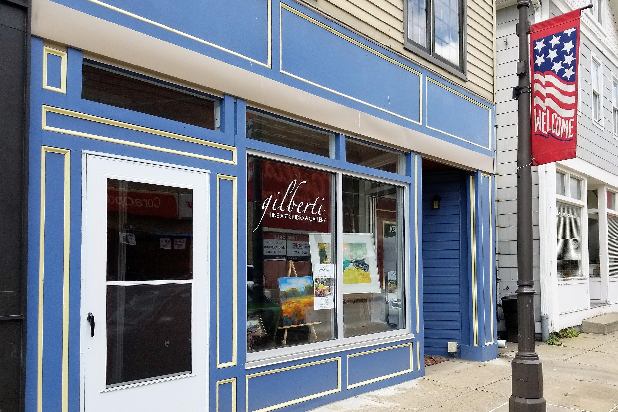 Gilberti Fine Art Studio & Gallery - 1030 5th Ave, (412) 303-4590