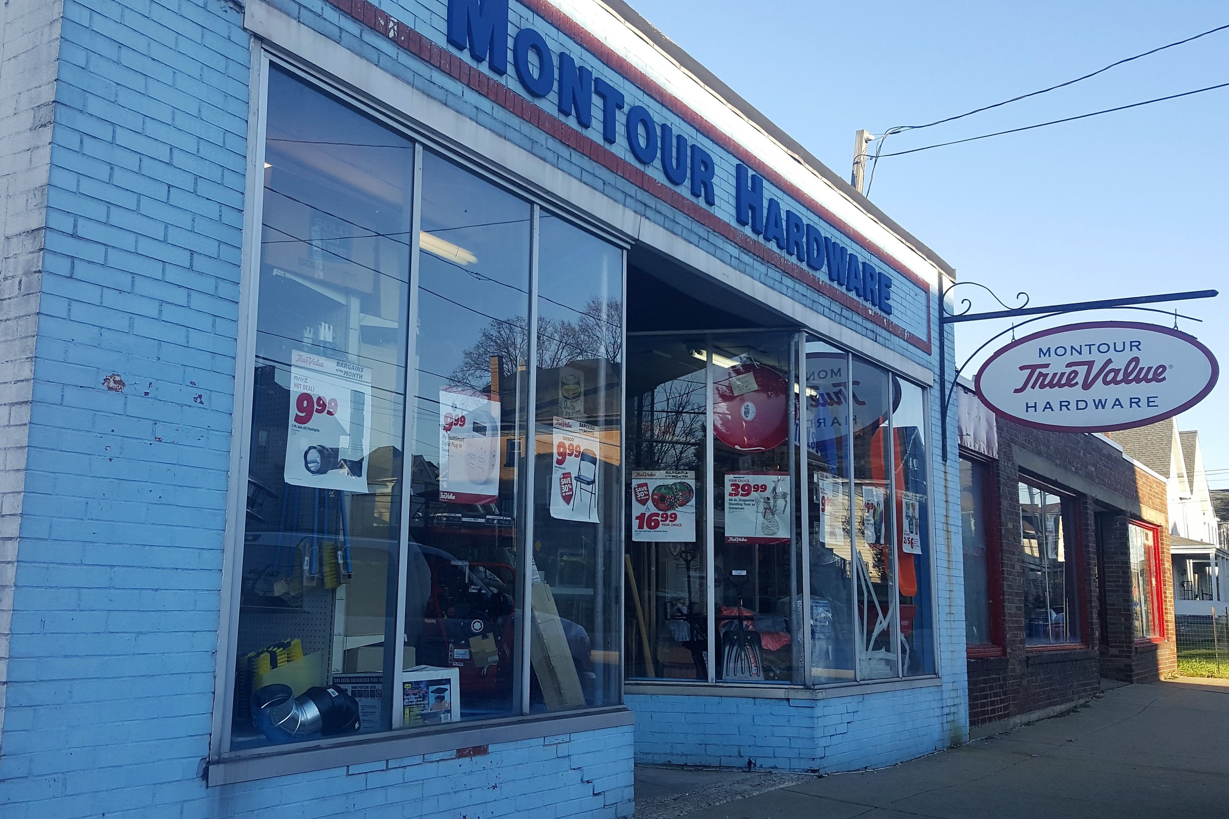 Montour True Value Hardware - 1503 5th Ave, (412) 264-5141