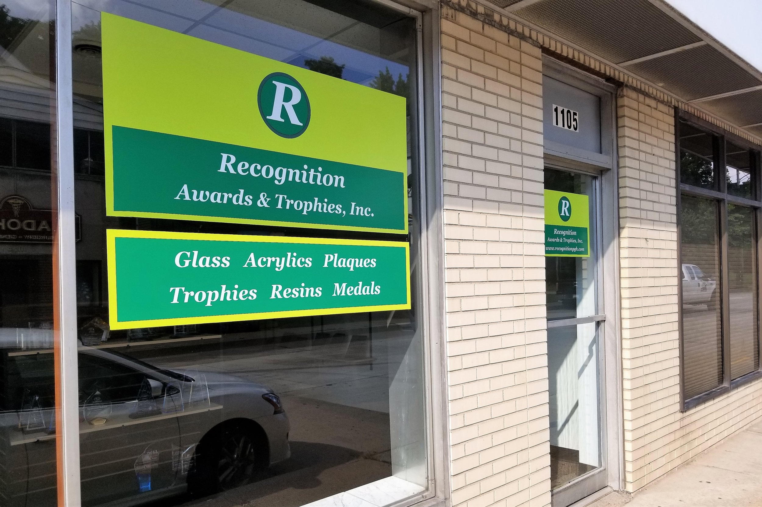 Recognition Awards & Trophies - 1105 5th Ave, (412) 262-6131