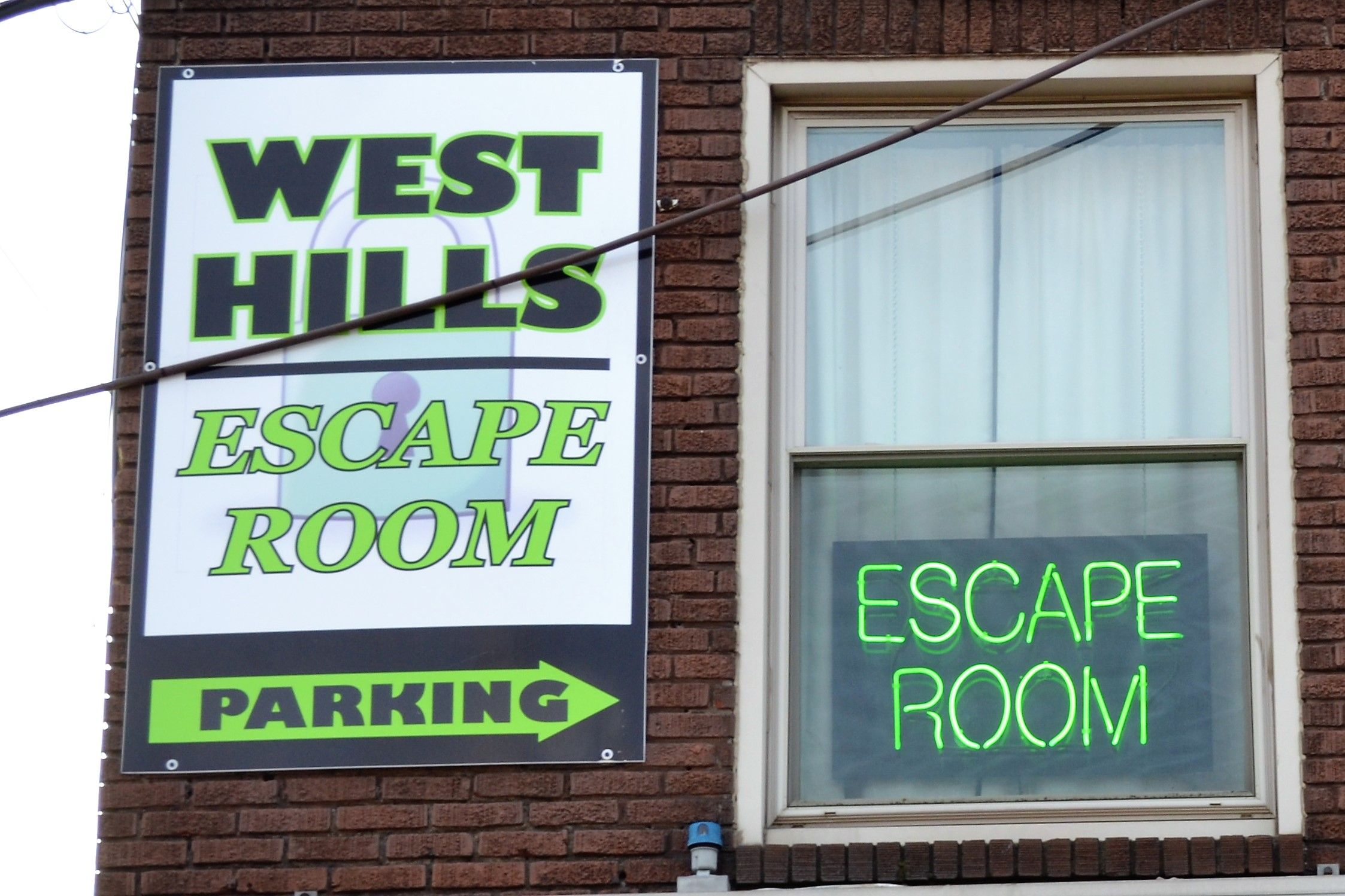 West Hills Escape Room - 845 4th Ave, (412) 329-8868