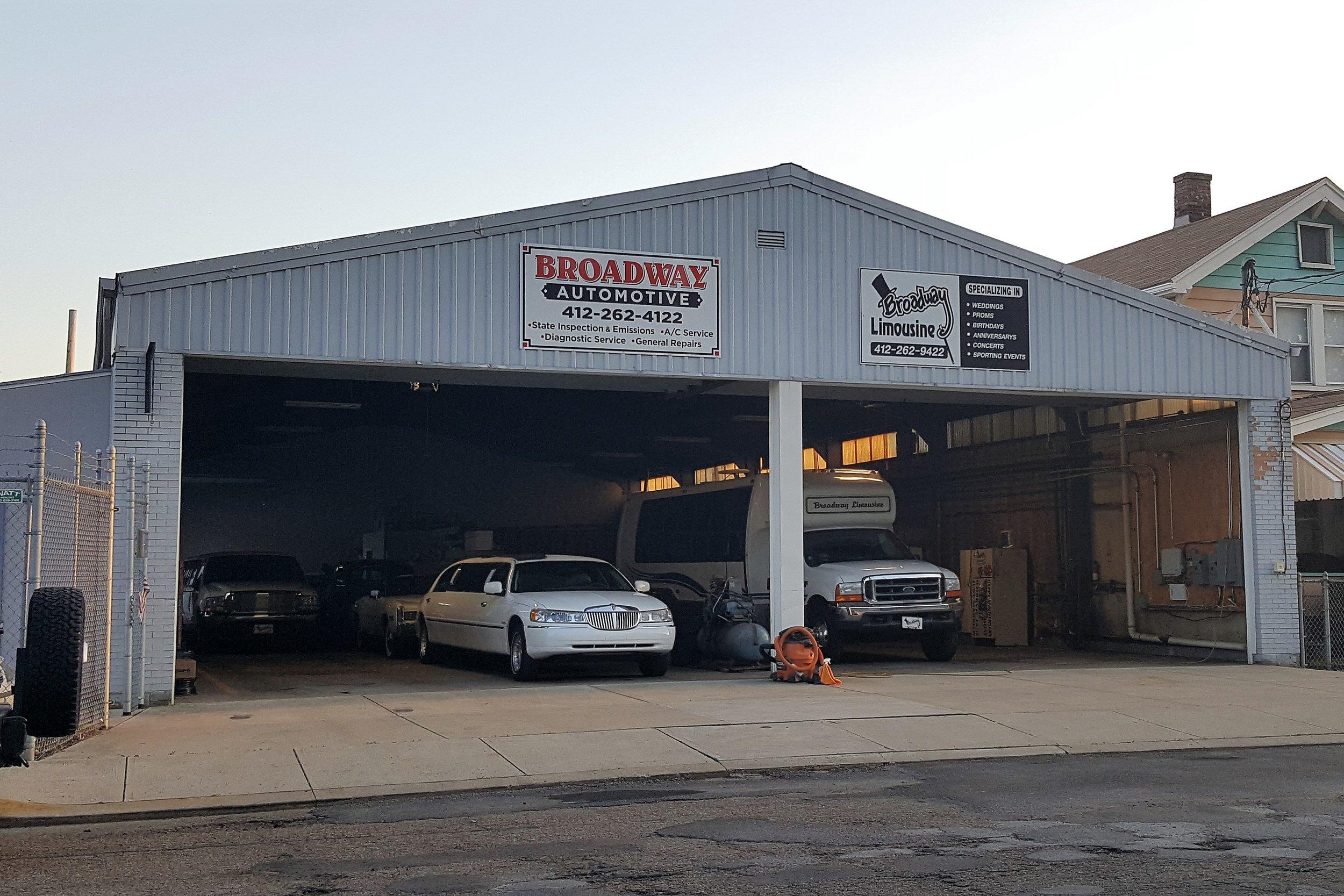 Broadway Automotive - 940 1st Ave, (412) 262-4122