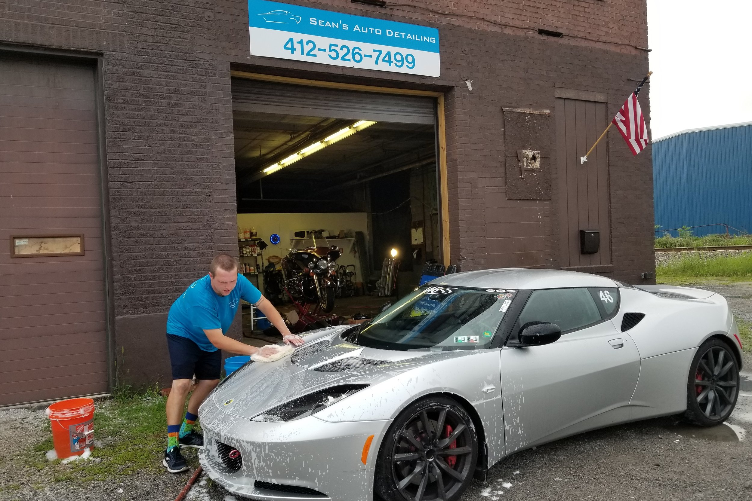 Sean's Auto Detailing - 845 4th Ave, (412) 526-7499