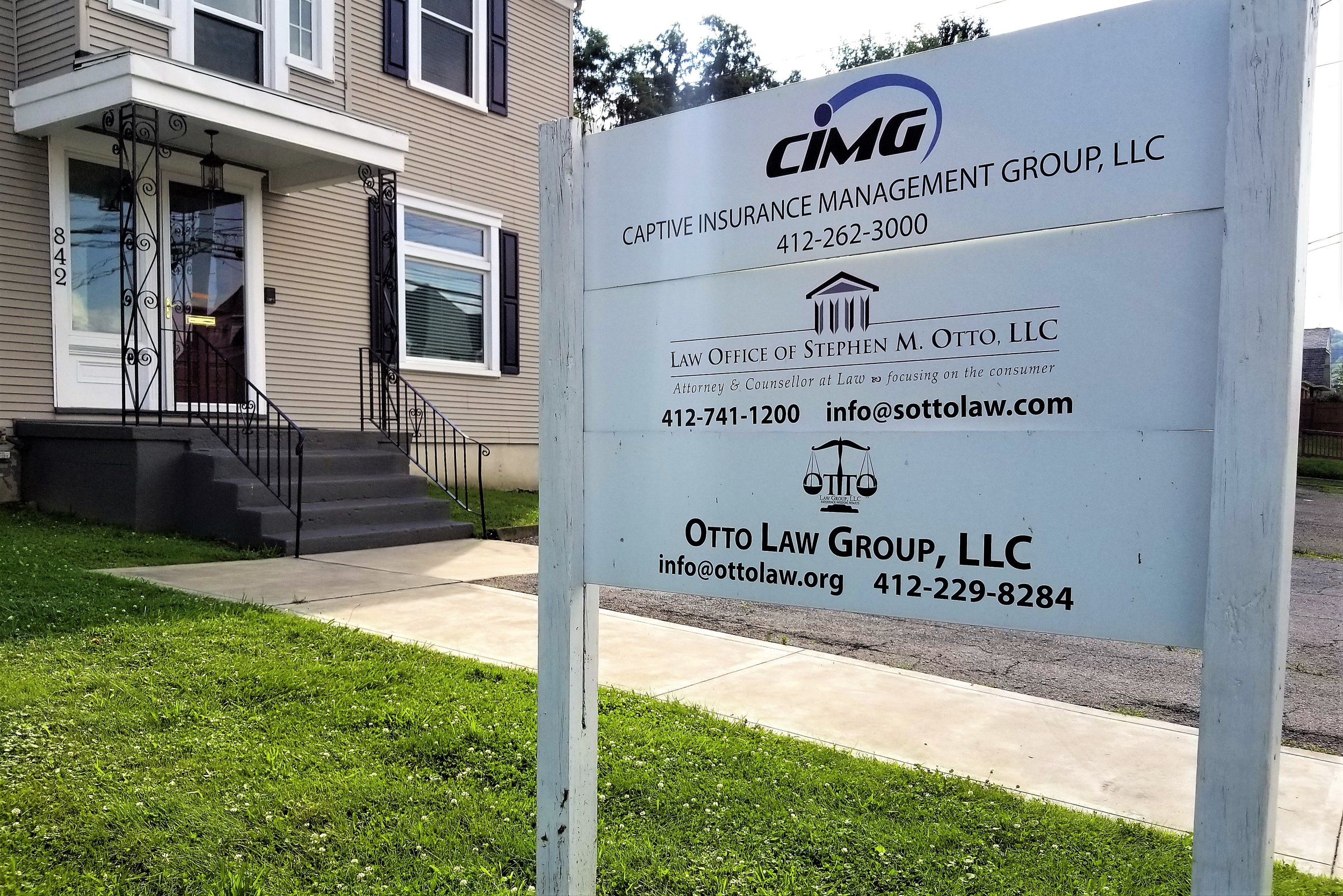Otto Law Group LLC - 842 5th Ave,(412) 229-8284