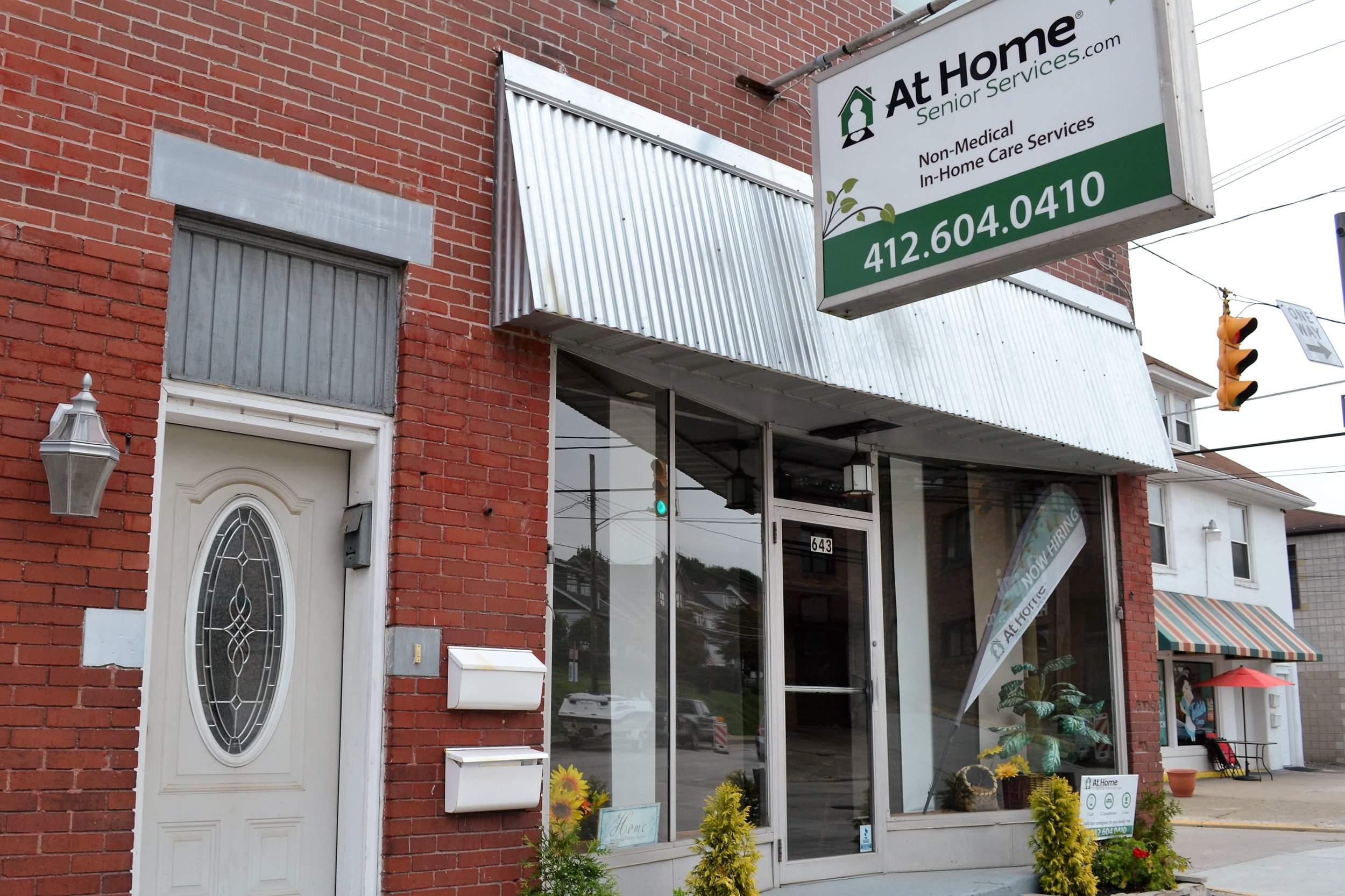 At Home Senior Services - 643 5th Ave, (412) 604-0410