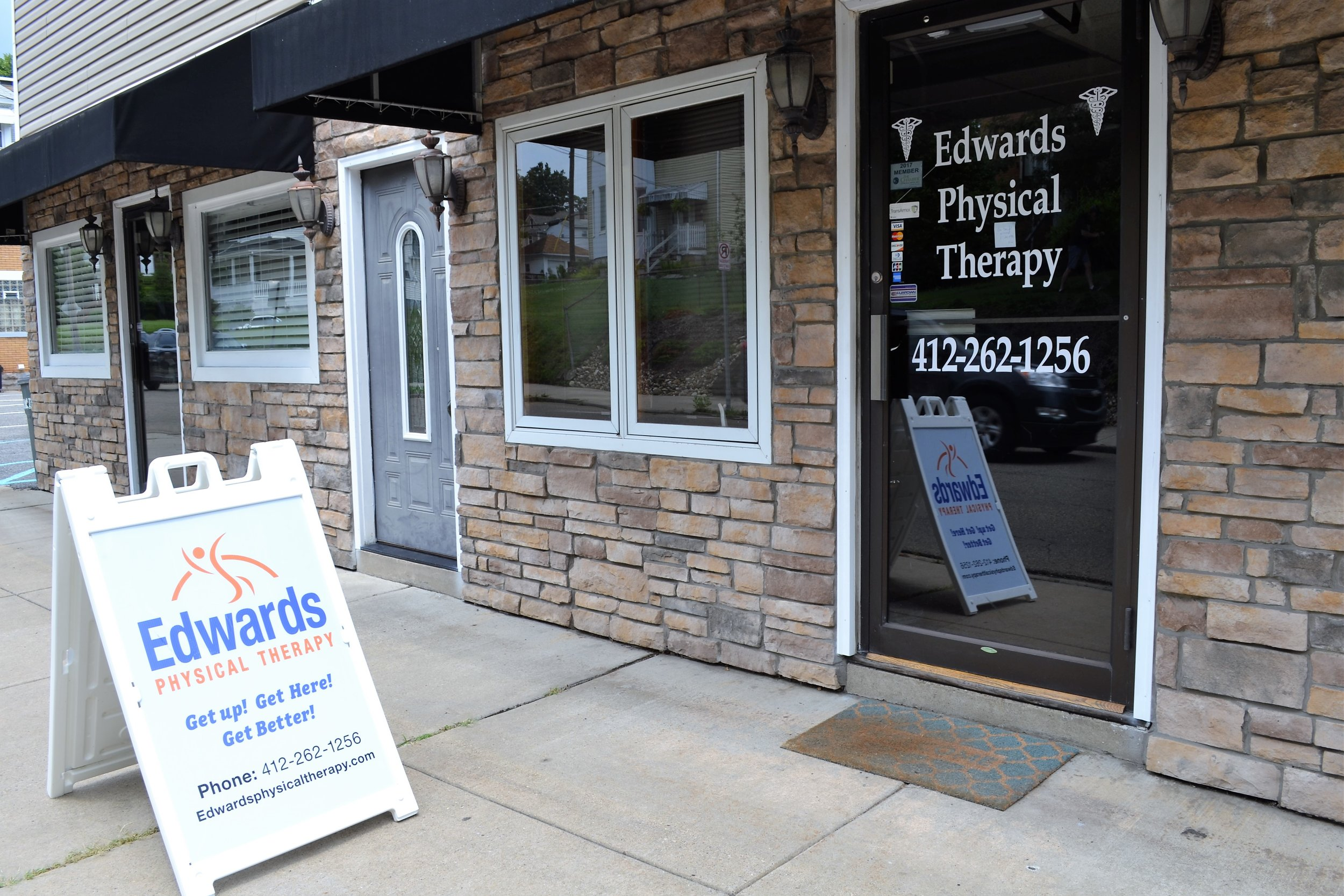 Edwards Physical Therapy - 1541 State Ave,(412) 262-1256