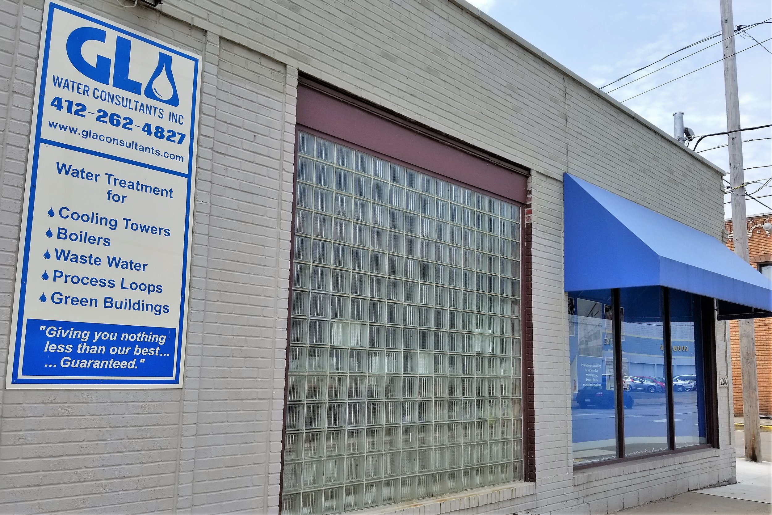 GLA Water Consultants - 1200 4th Ave, (412) 262-4827