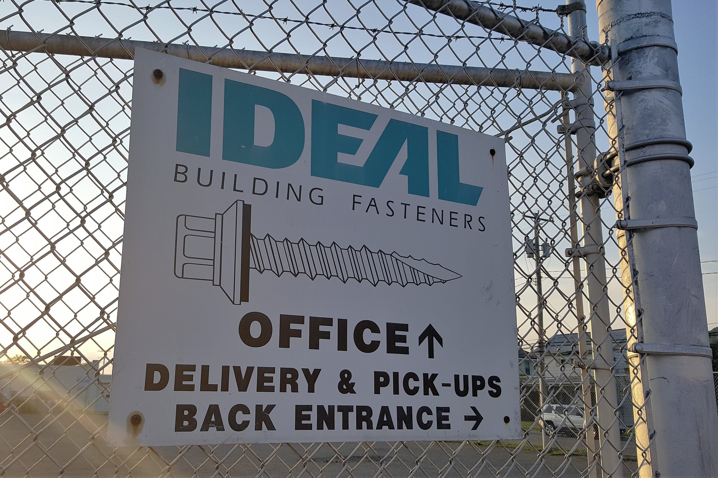 Ideal Building Fastners - 920 2nd Ave, (800) 670-5767
