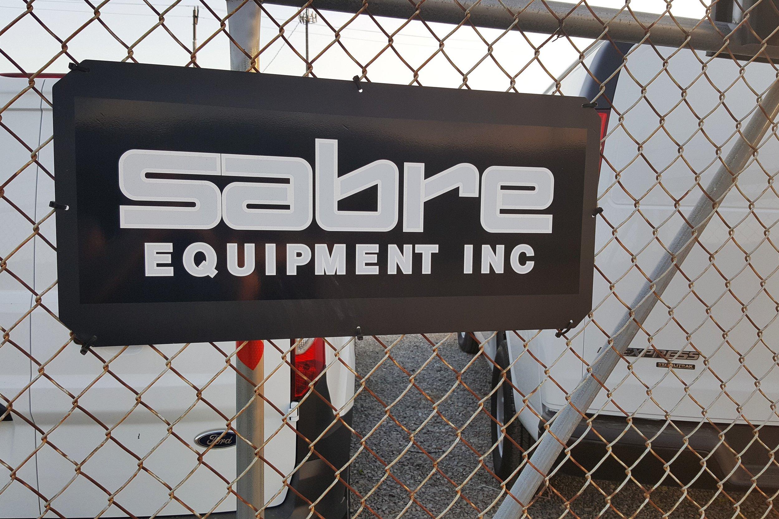 Sabre Equipment - 802 Pennsylvania Ave, (412) 262-3080