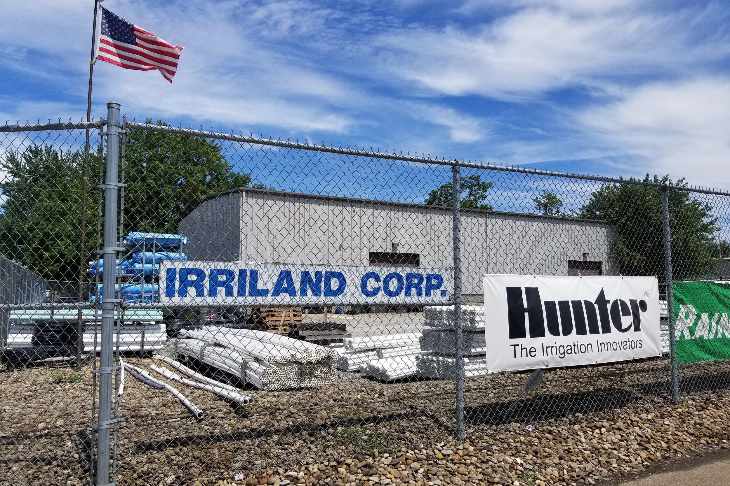 Irriland Corp. - 901 2nd Ave, (412) 269-2800