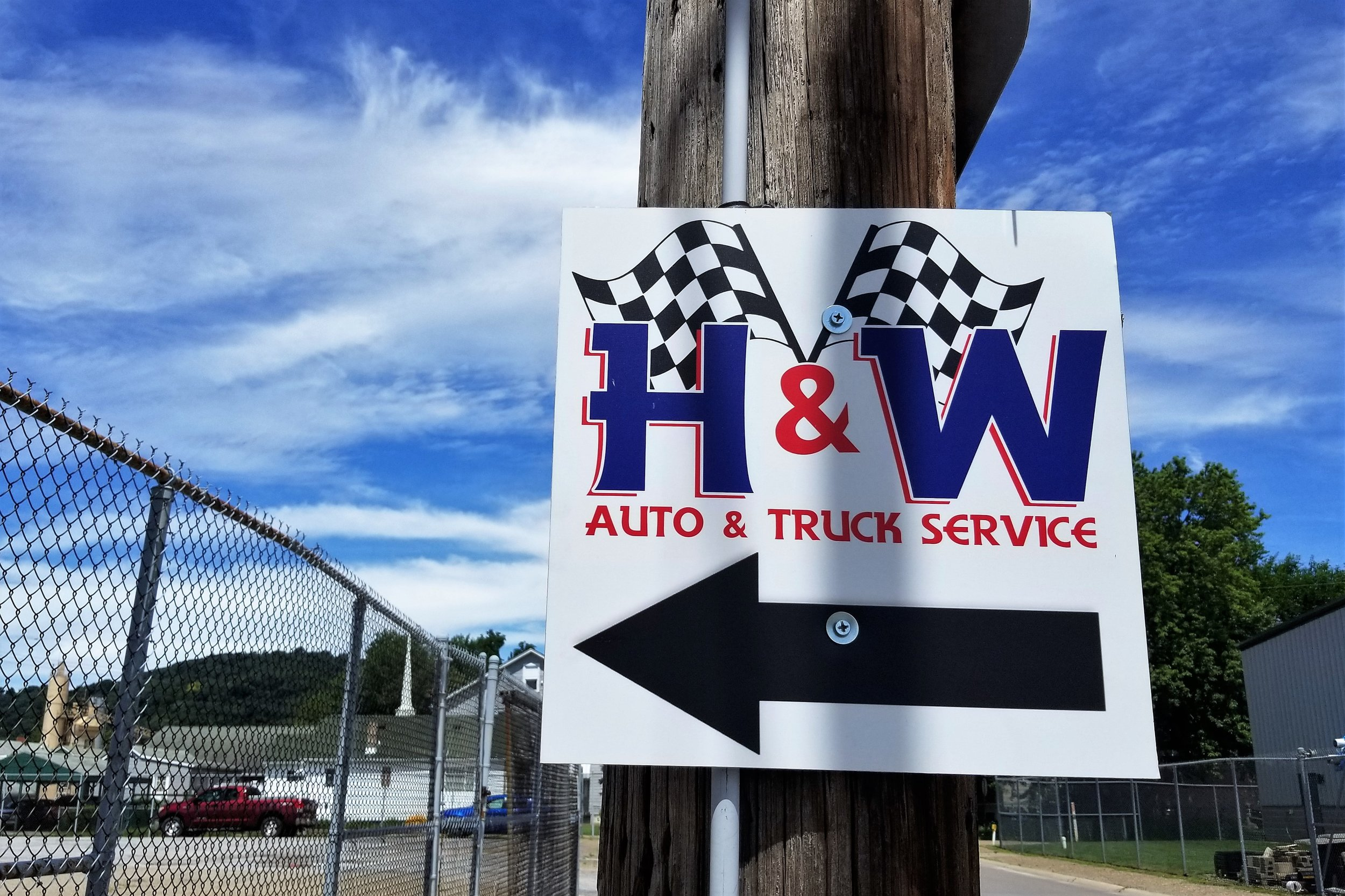 H&W Auto & Truck Service - 200 Kendall St, (412) 375-7554