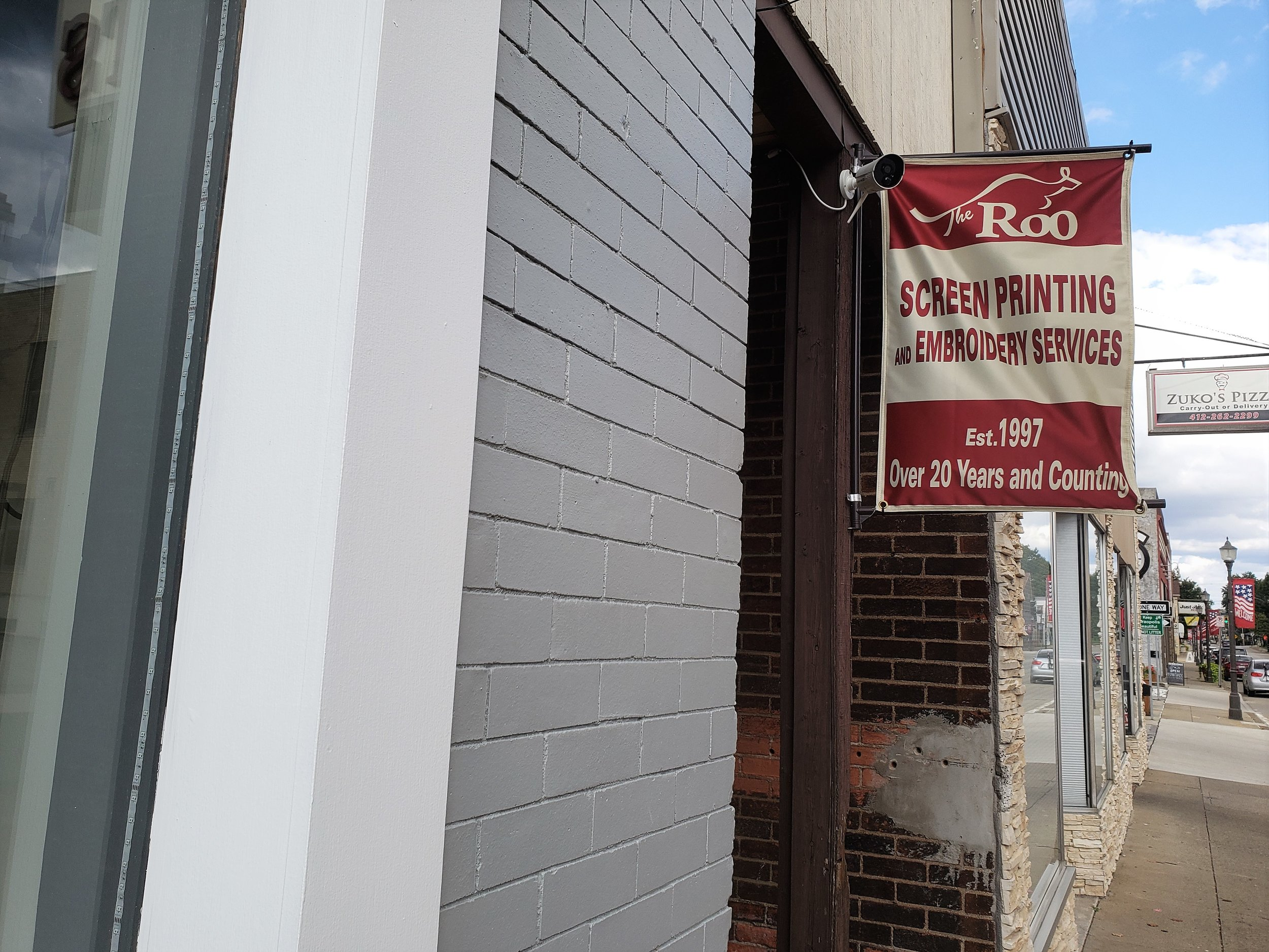 The Roo Screen Printing and Embroidery Services - 1005 5th Ave, (412) 279-9889