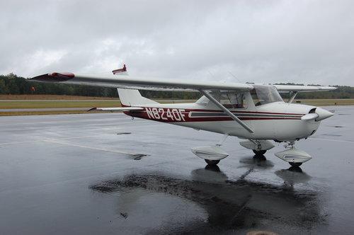 1966 Cessna 150F N8240F