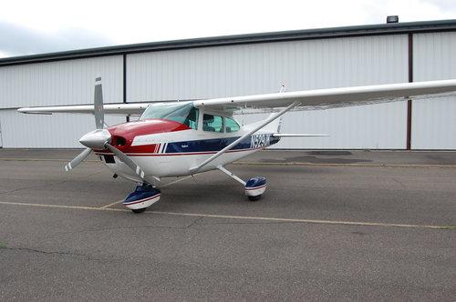 1977 Cessna 182 Skylane N529JK - 1/6 Share