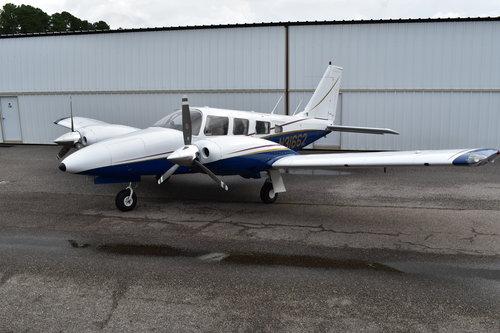 1978 Piper Seneca II - N31662