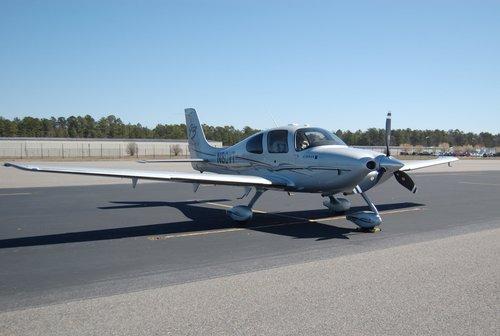 2007 Cirrus SR-22 G3 Turbo N80VT