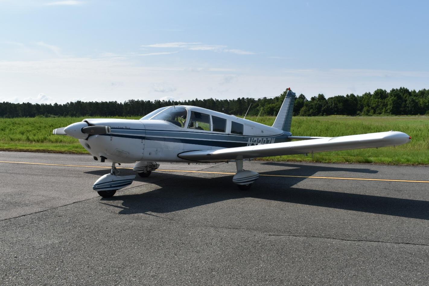 1965 Piper Cherokee Six PA-32-260 N3207W