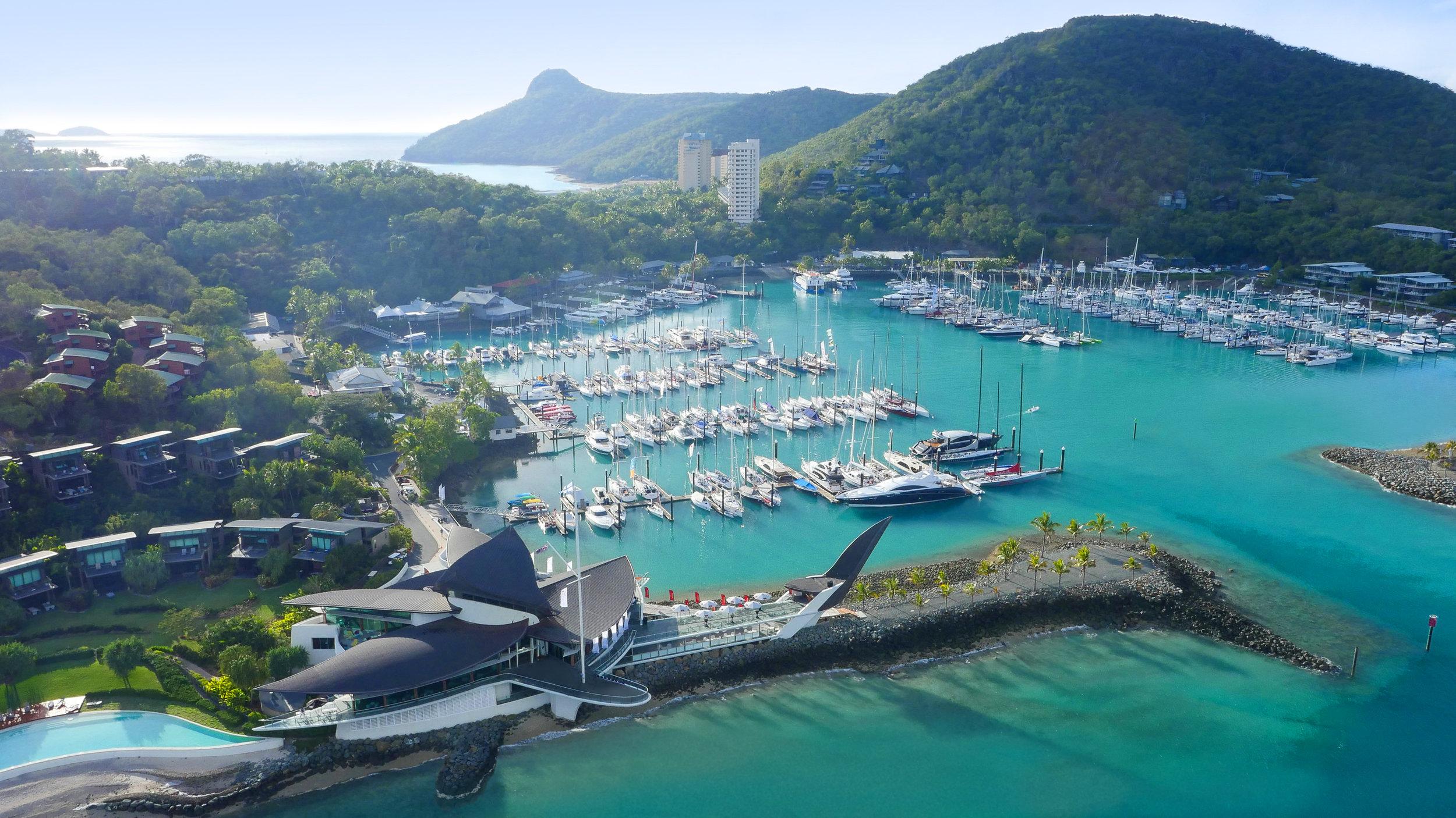 Hamilton Island - Marina and Resort