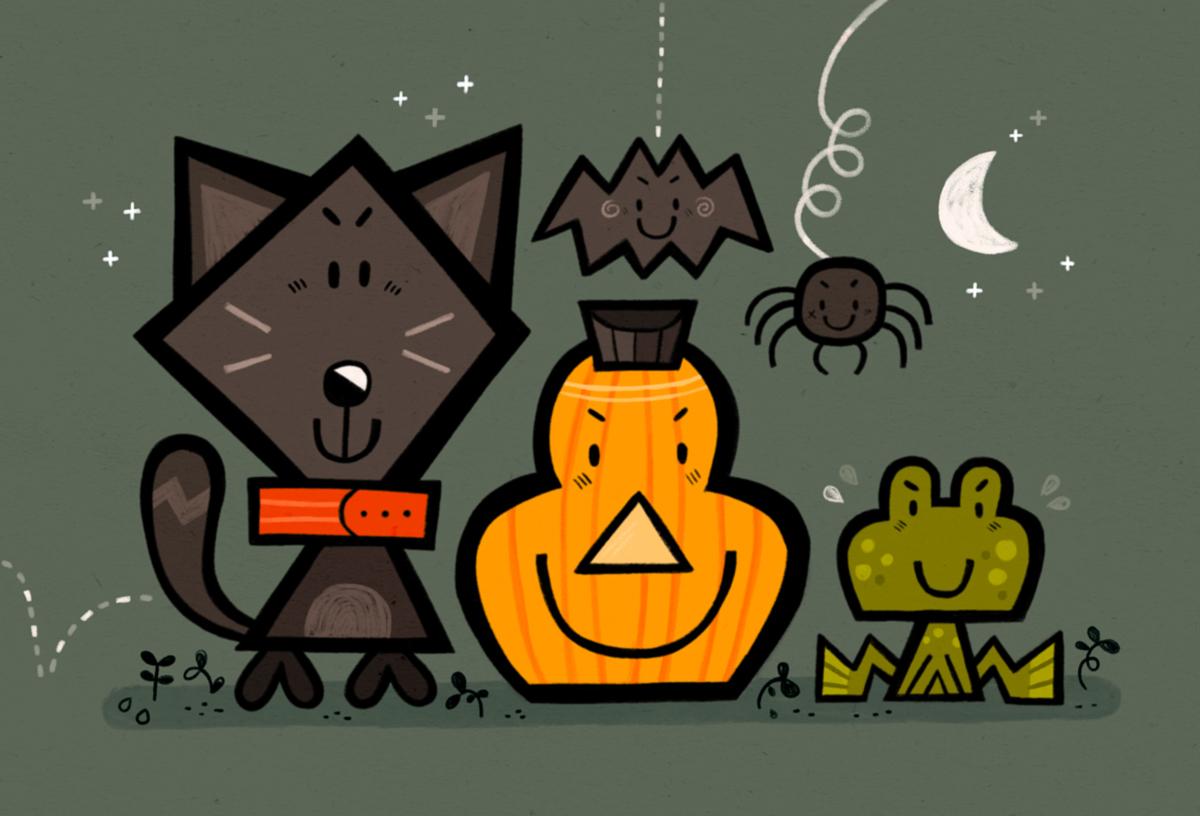 Spooky Crew.