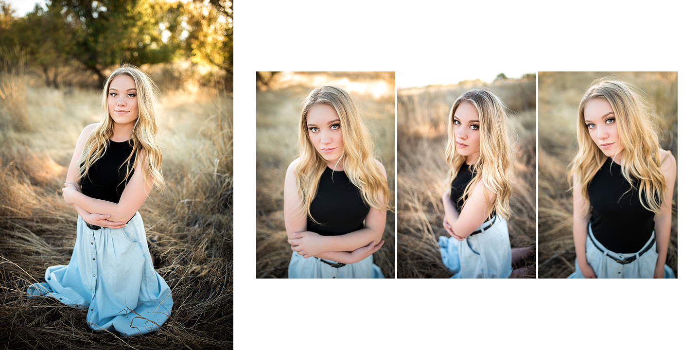 Senior pictures in Great Falls, Montana