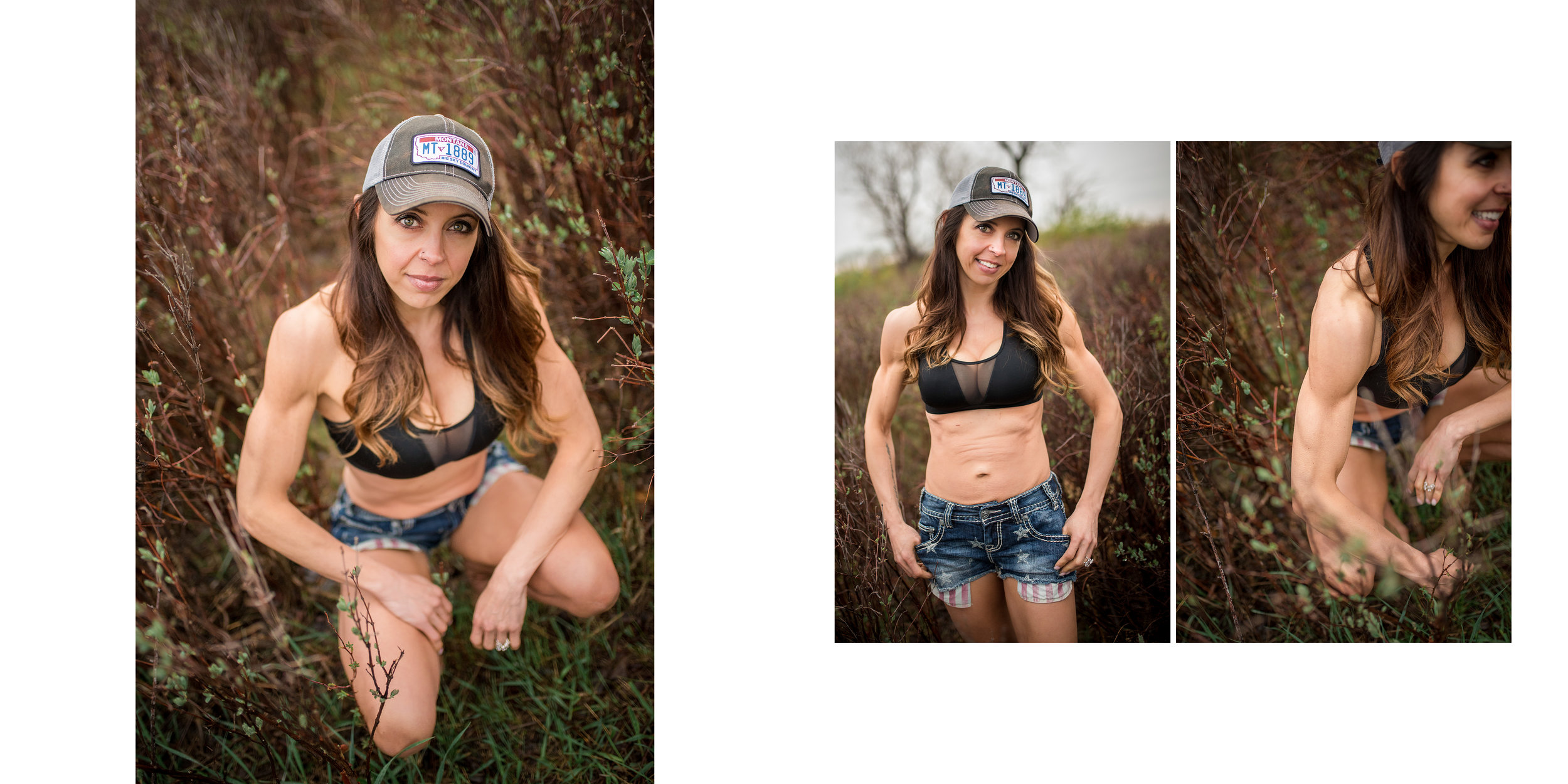 fitness photographer in great falls, mt