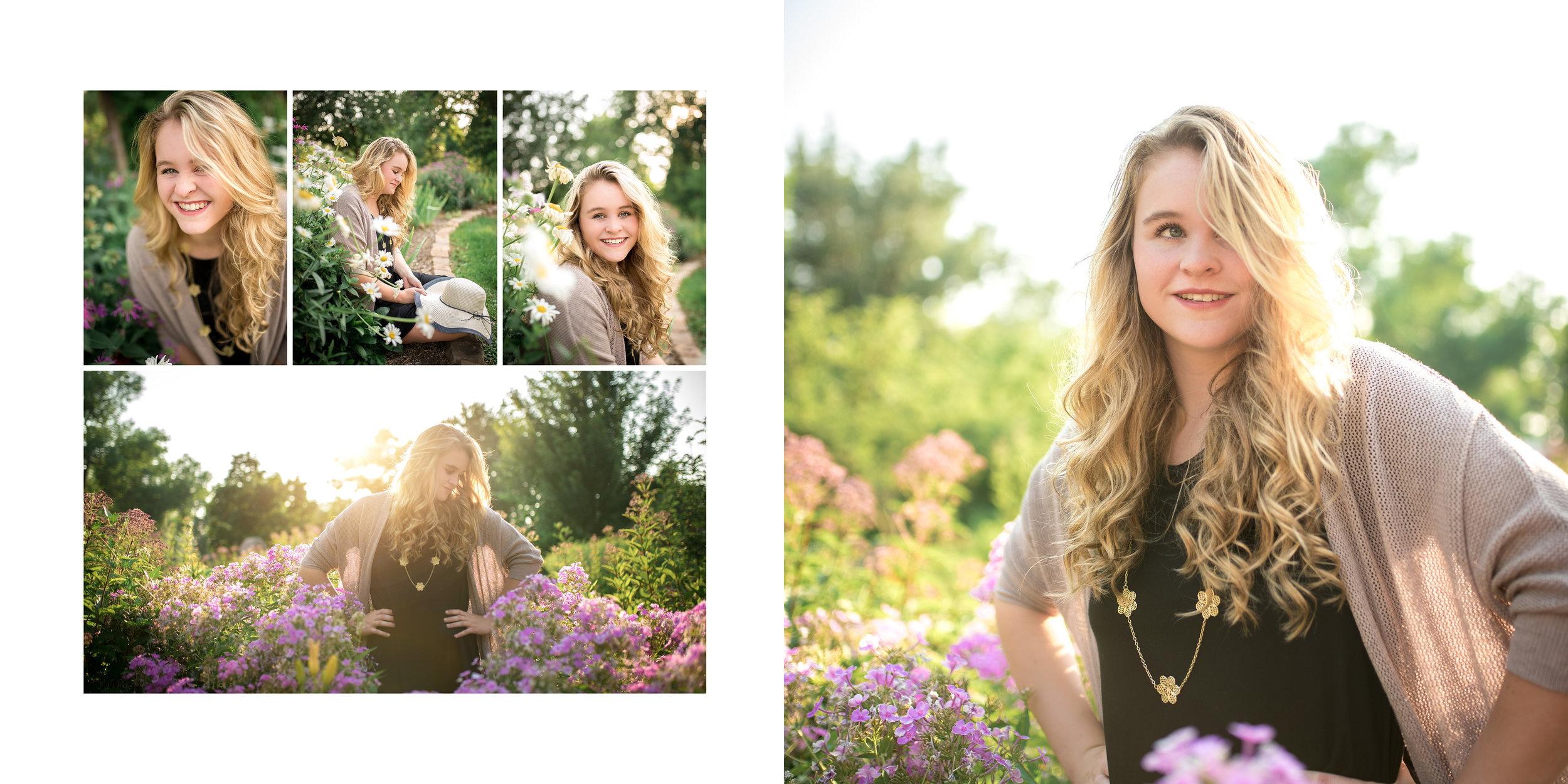 Summer portraits in Great Falls, MT