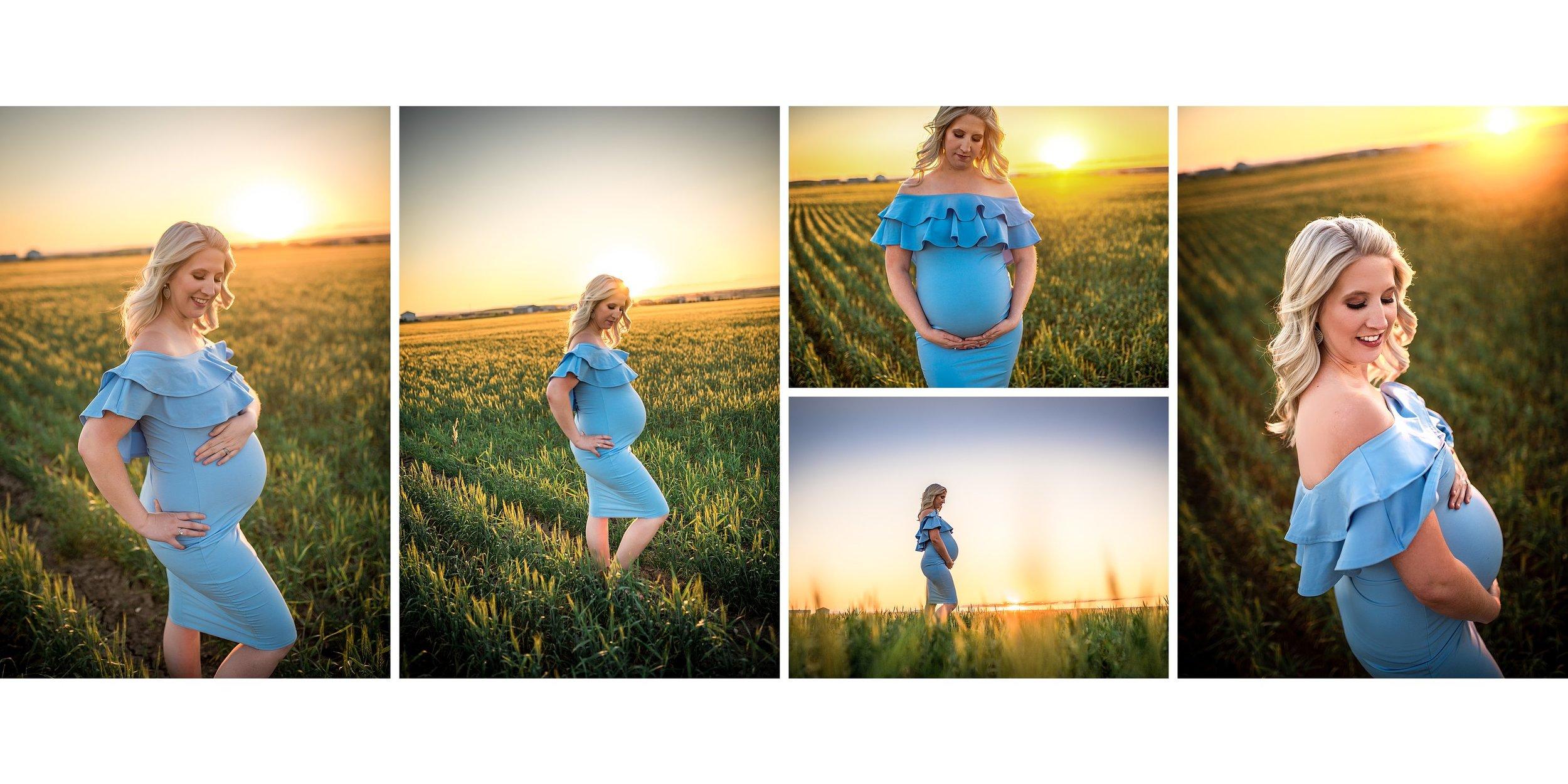 Great Falls maternity photographer