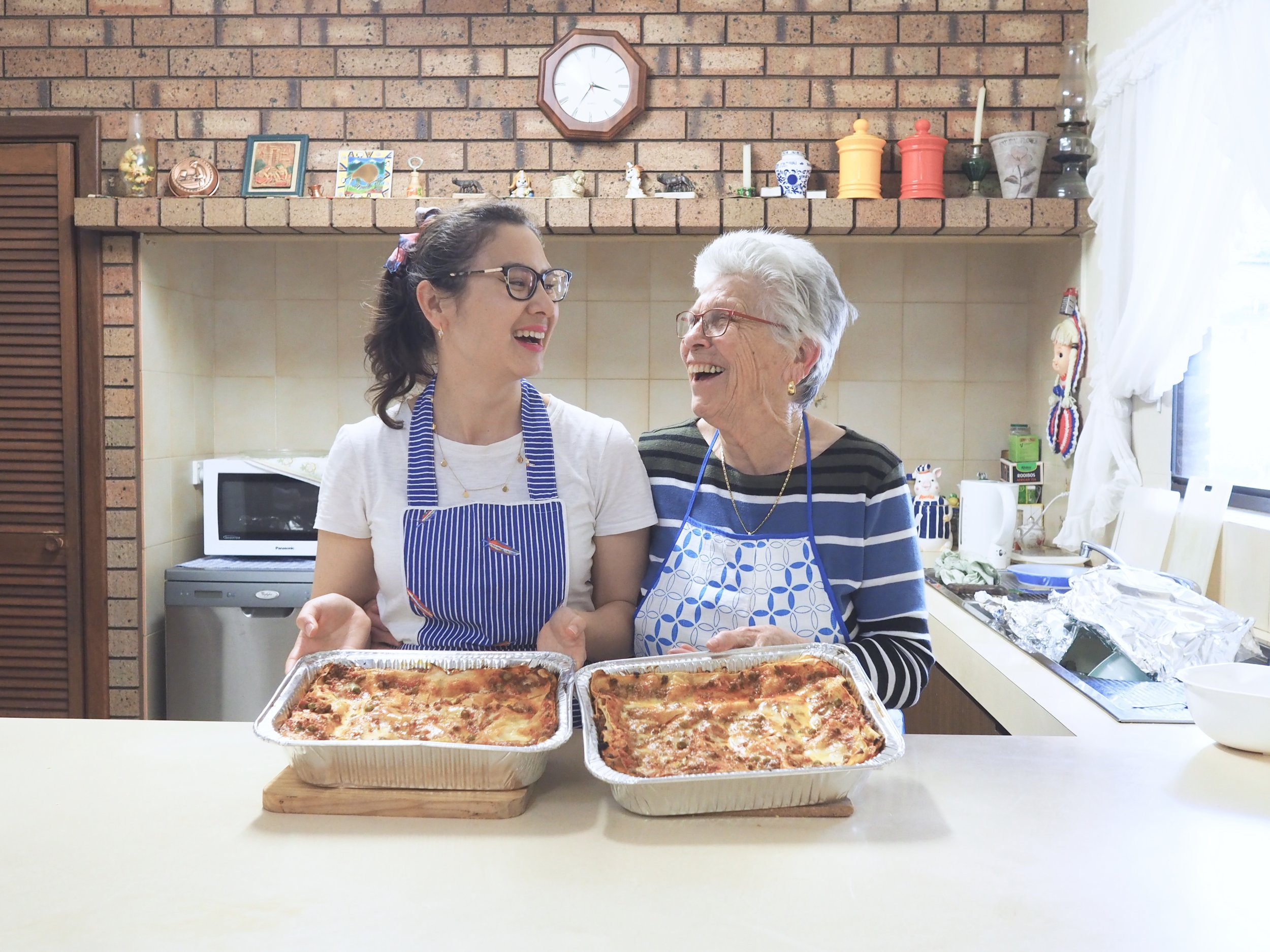 How To Make Lasagne Cooking With Nonna Episode 2