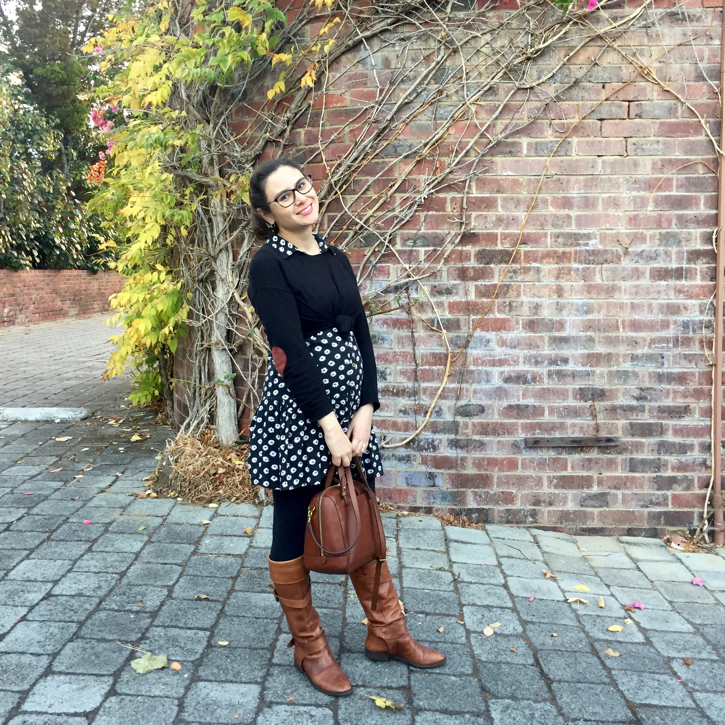 How+to+take+a+summer+dress+into+winter