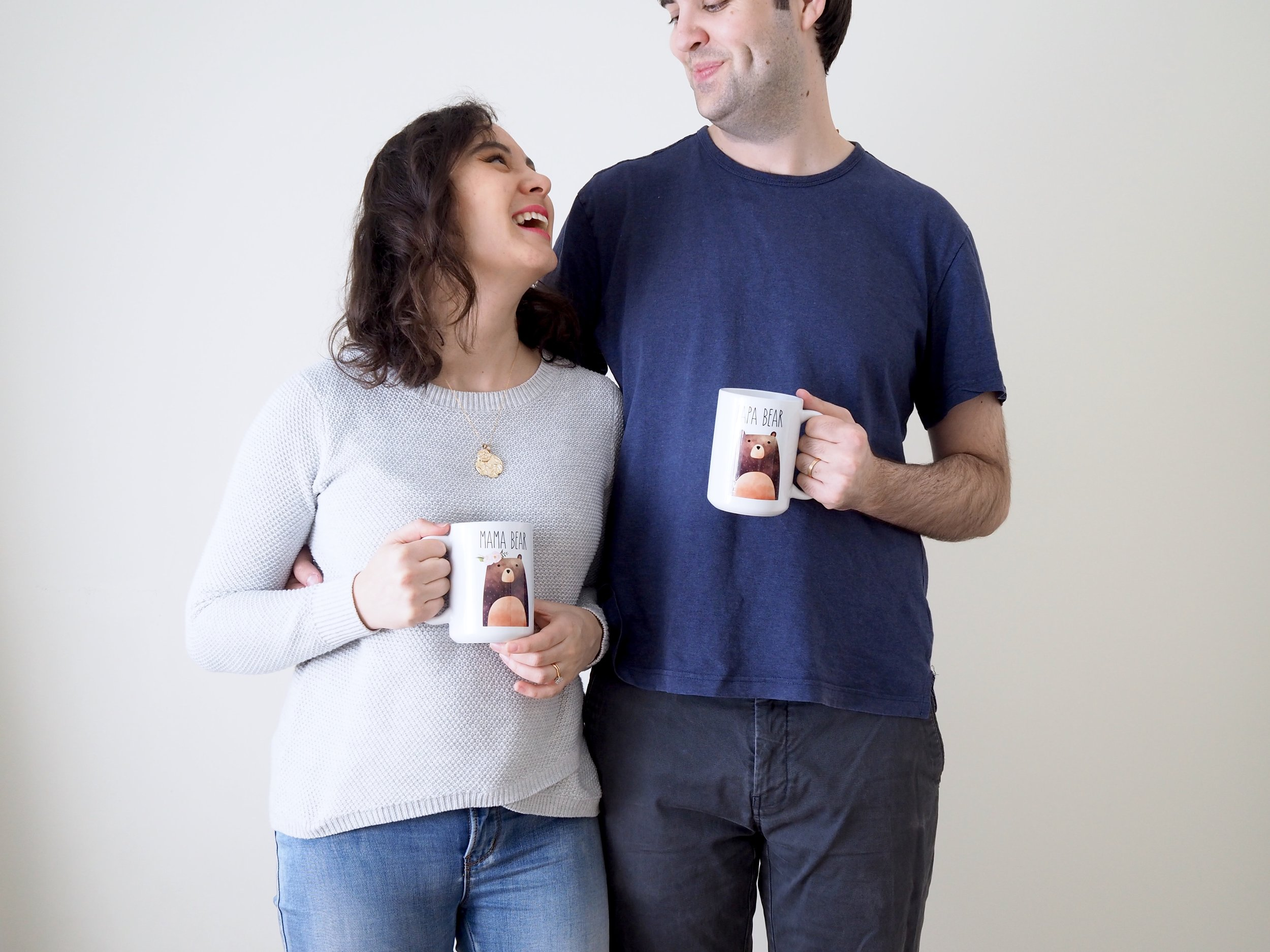 Pregnancy Announcement 8 laurennatalia.co
