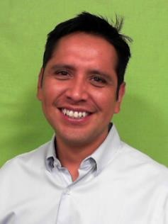 AMA Indy Communications Co-Chair Alfredo Paredes