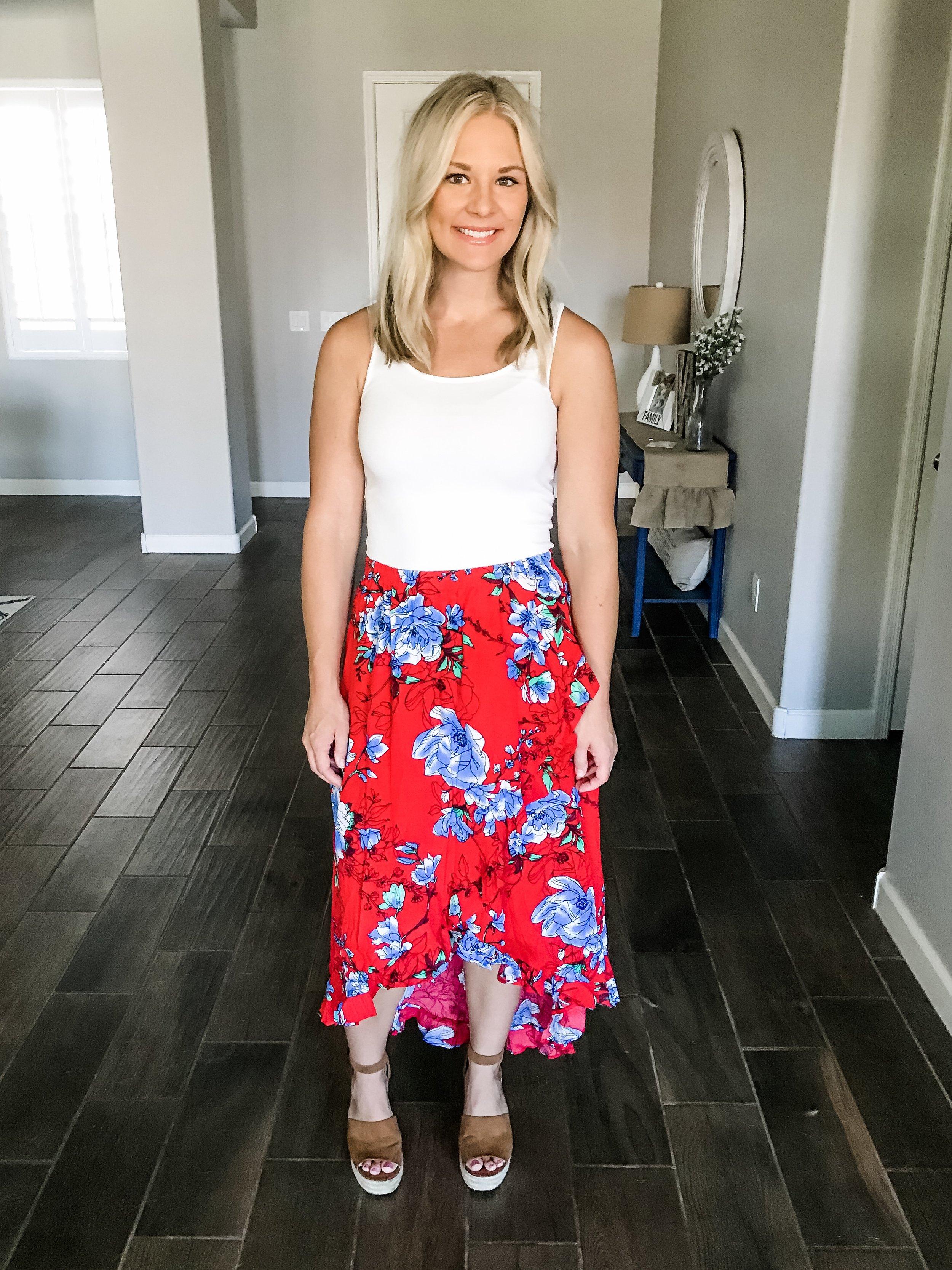 postpartum outfit 2