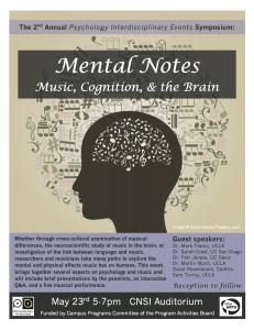 Mental Notes Flyer