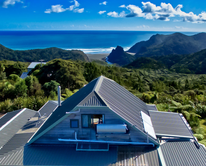Sacred Earth Guest House   $200-$395 NZD per night for up to four persons. Extra person, $60–$100 NZD per night each.  Rates may vary based on booking conditions, retreats, etc.    Read more
